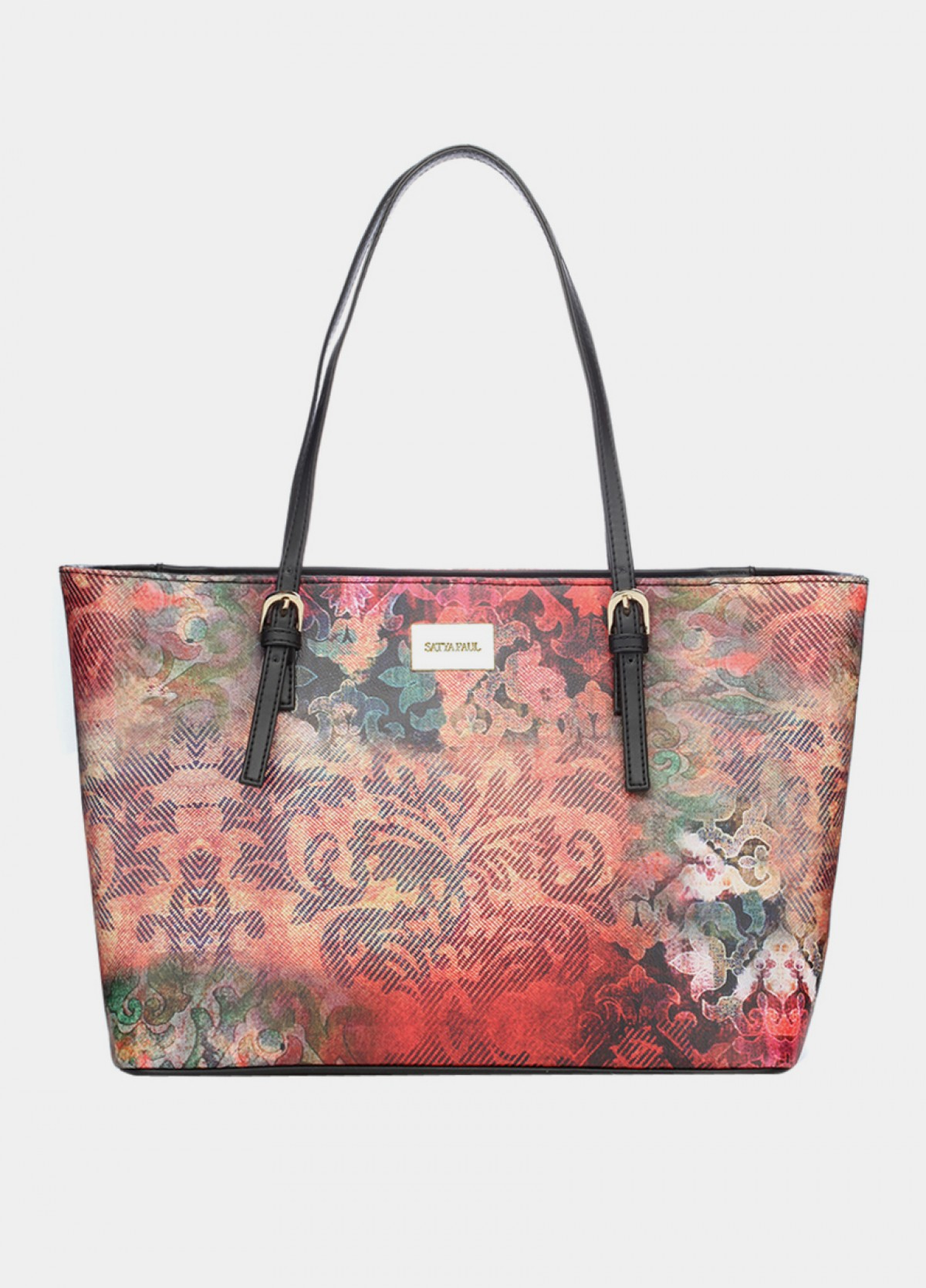 The Printed Tote