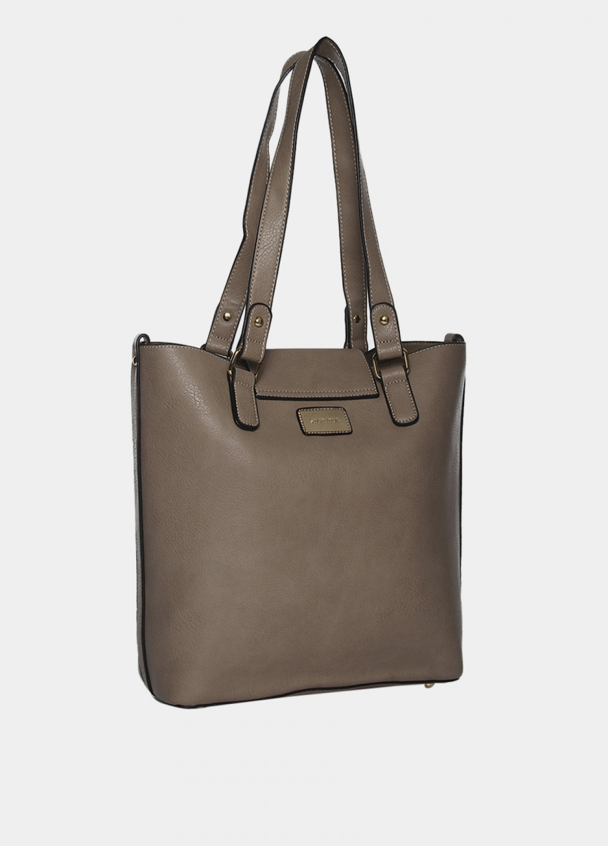 The Taupe Tote Handbag