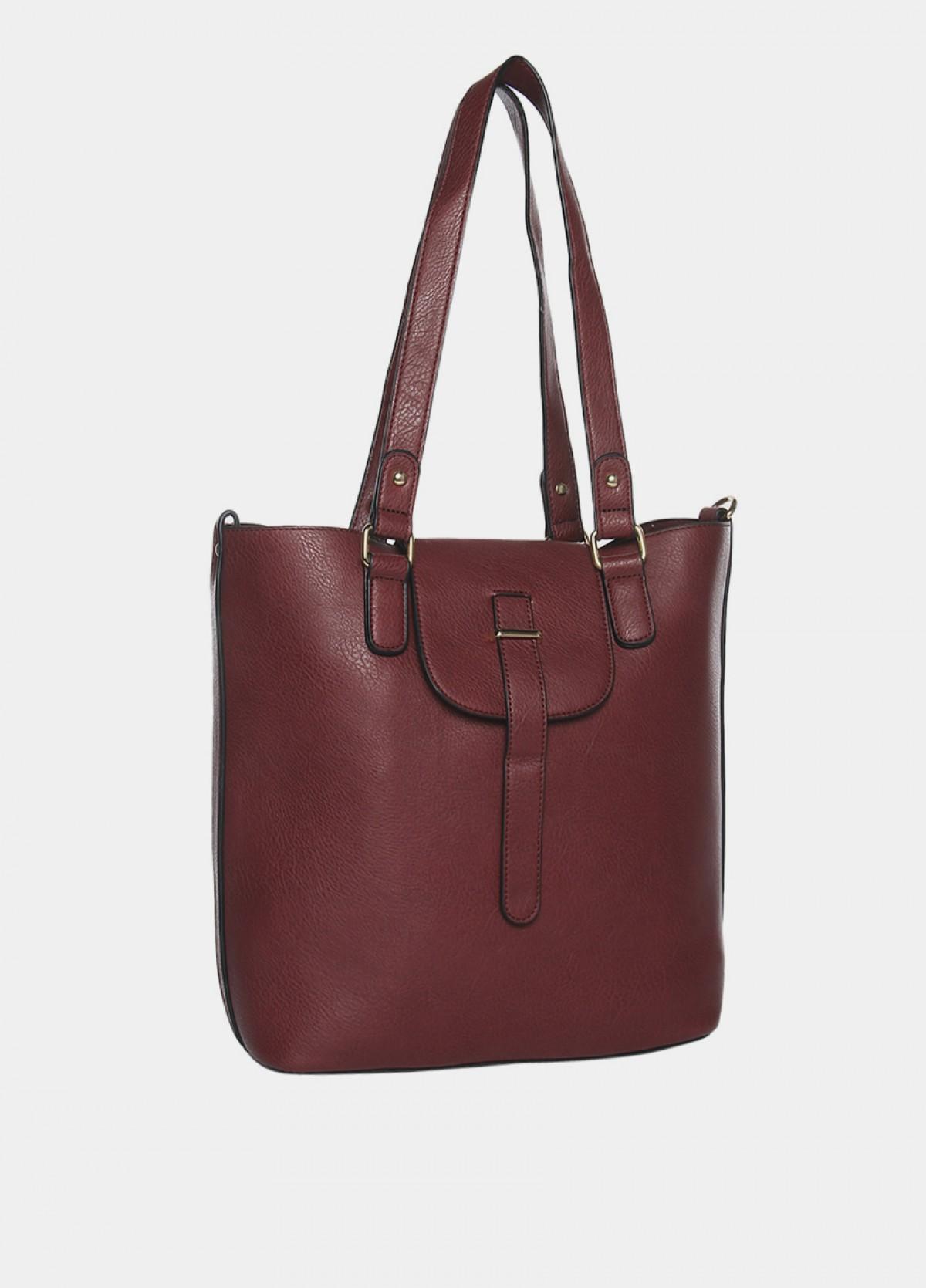 The Marsala Tote Handbag