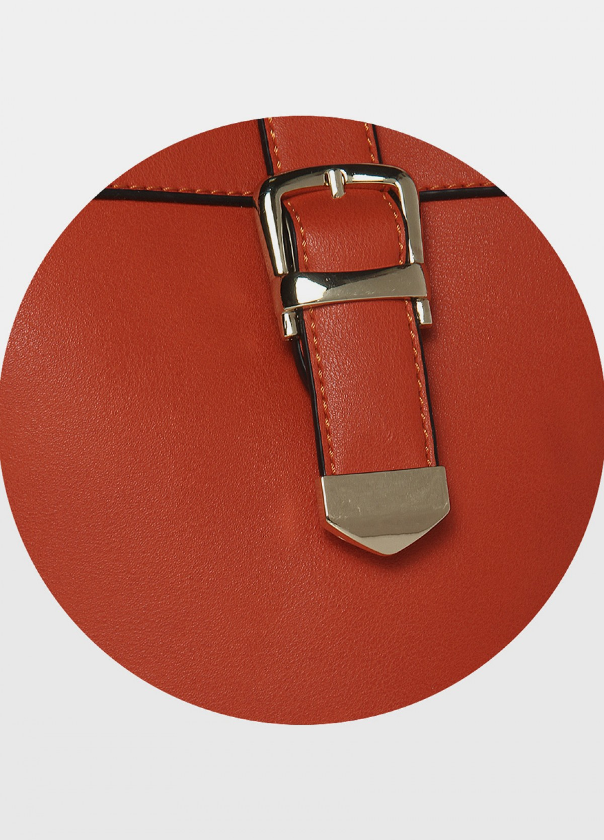 The Orange Sling Handbag