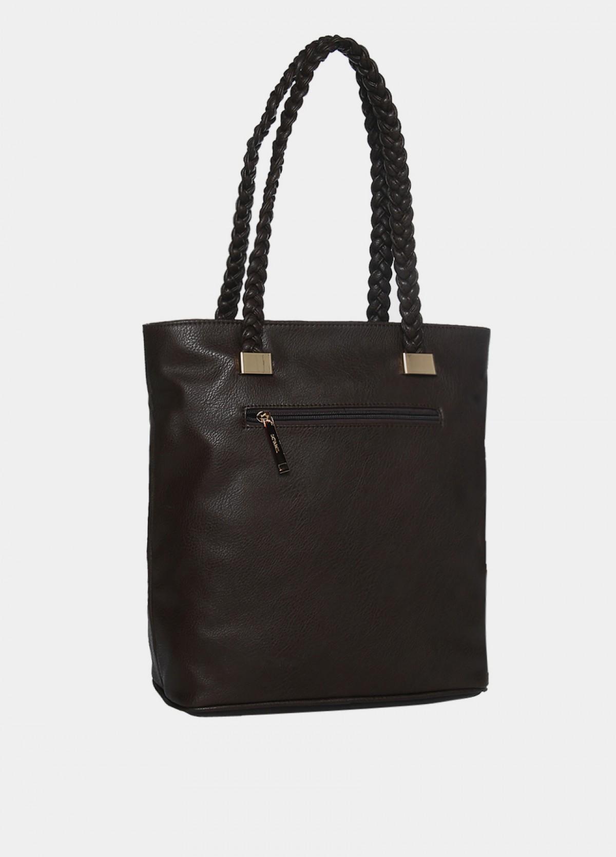 The Black Tote Handbag