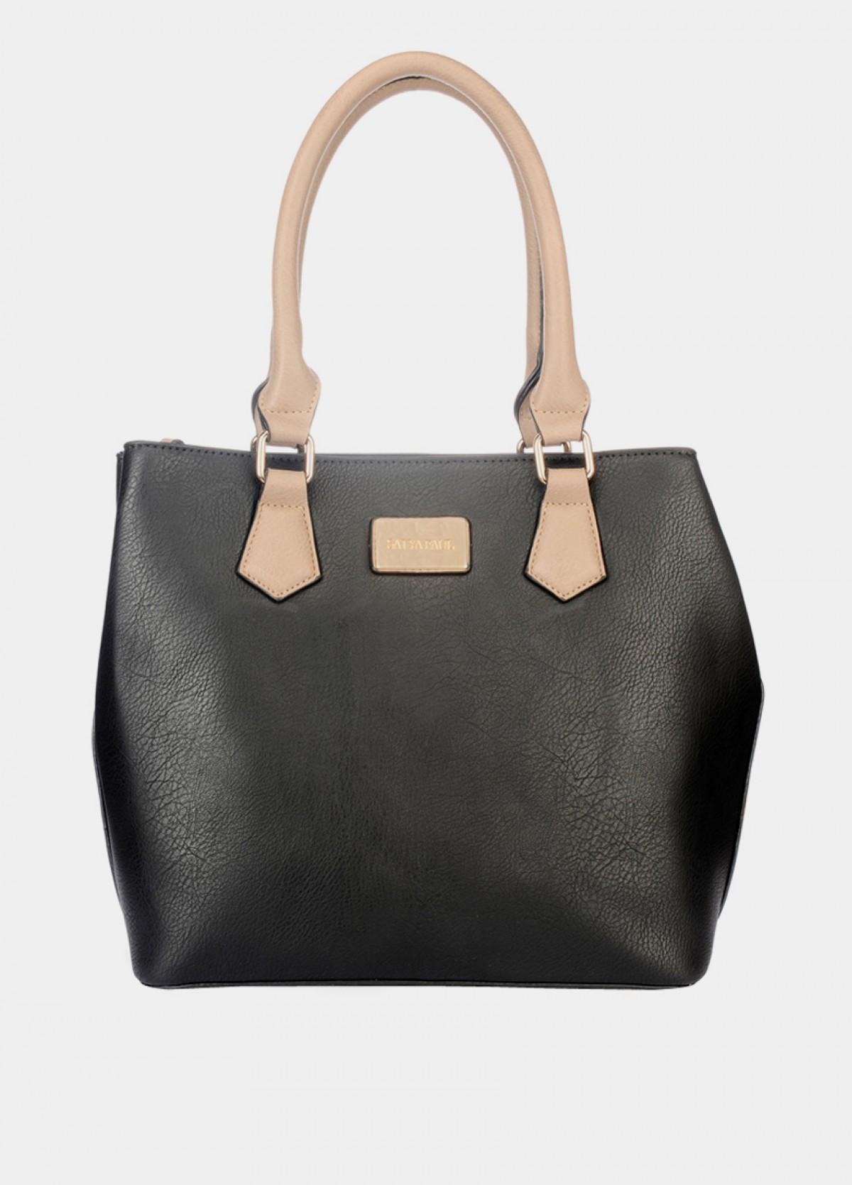 The Black Shoulder Bag Handbag