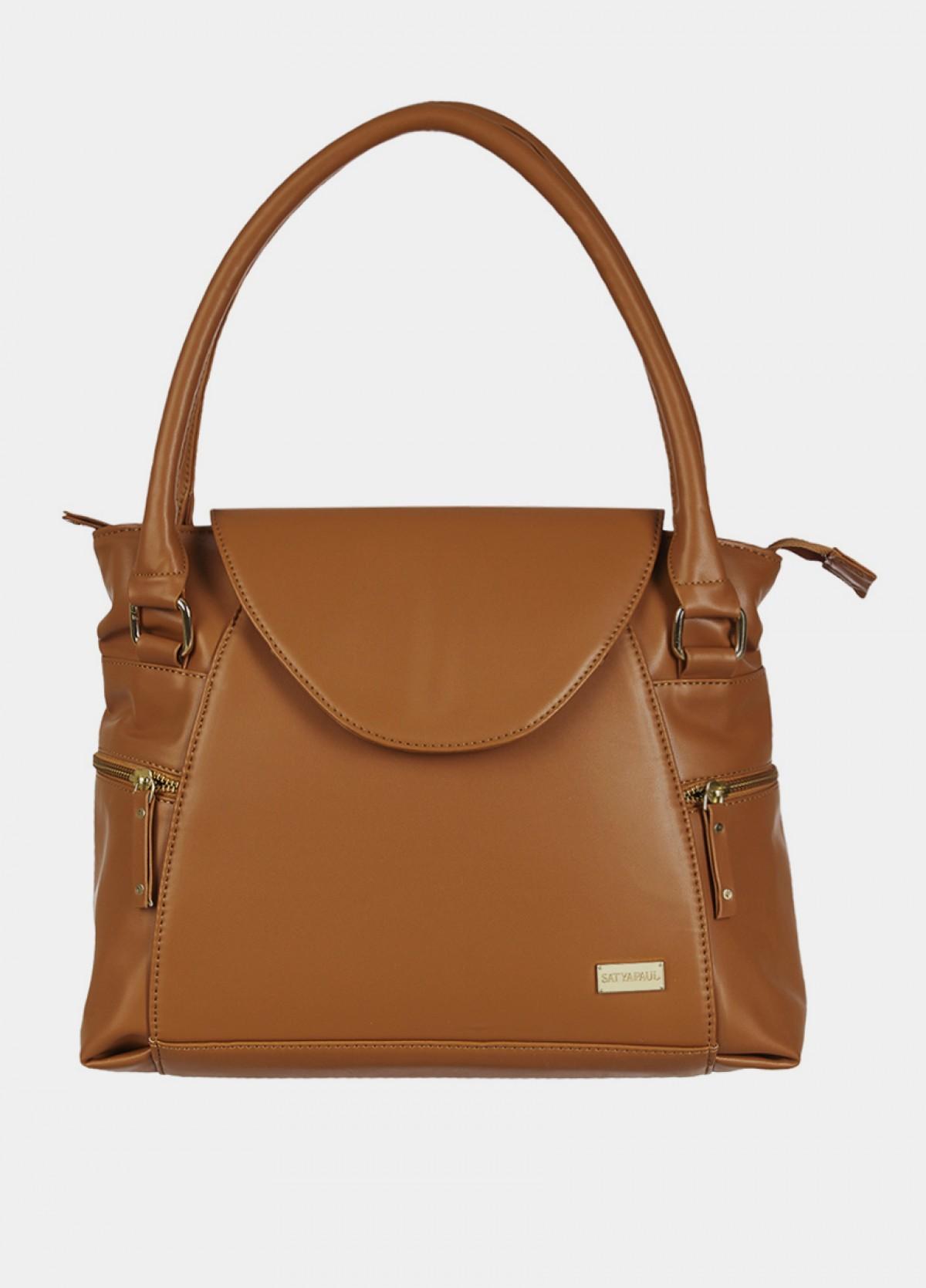 The Tan Shoulder Bag