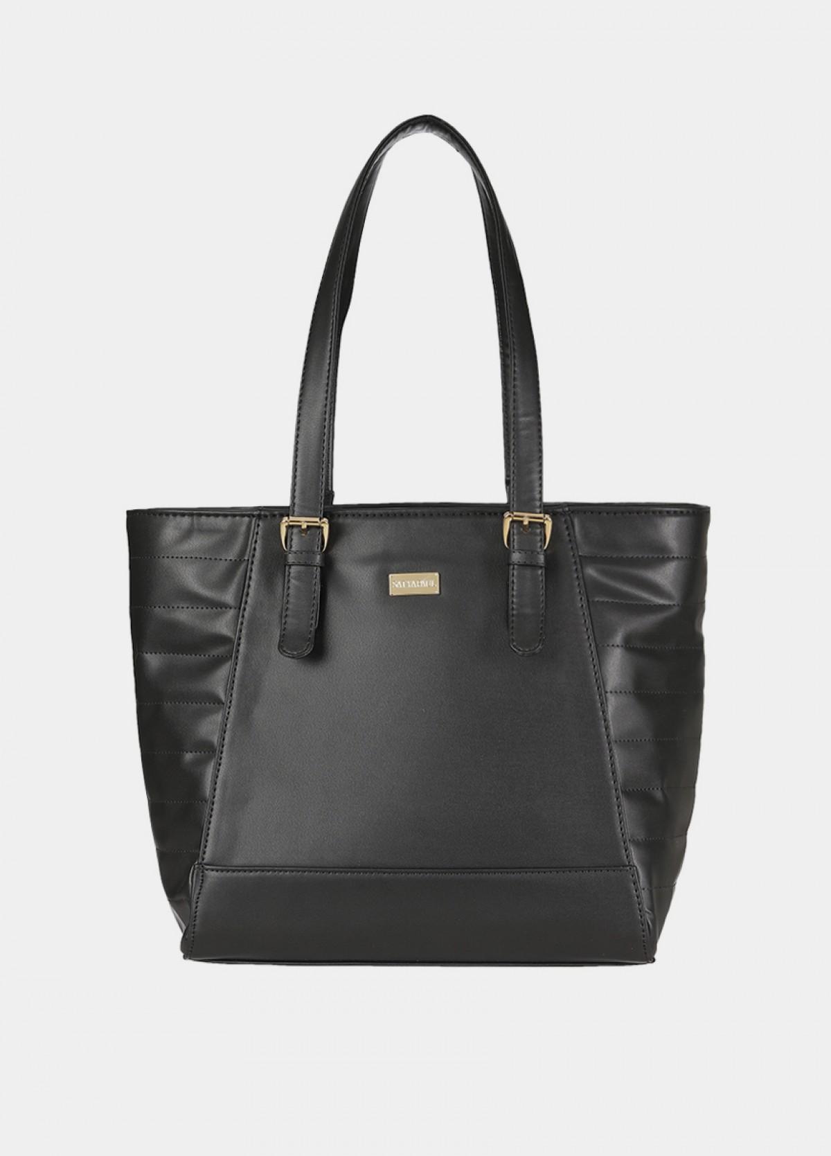 The Formal Black Hand Bag