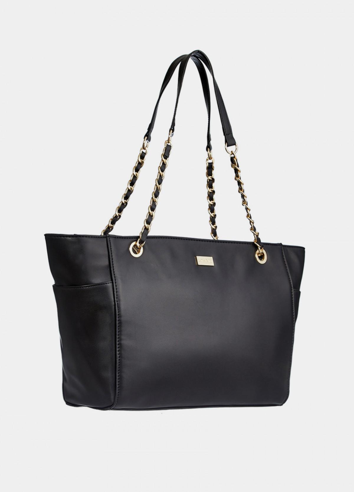 The Black Shopper Bag