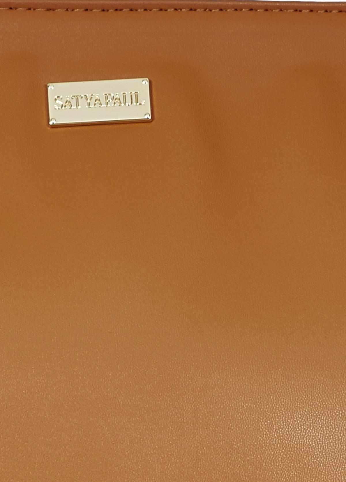 The Tan Shopper Bag