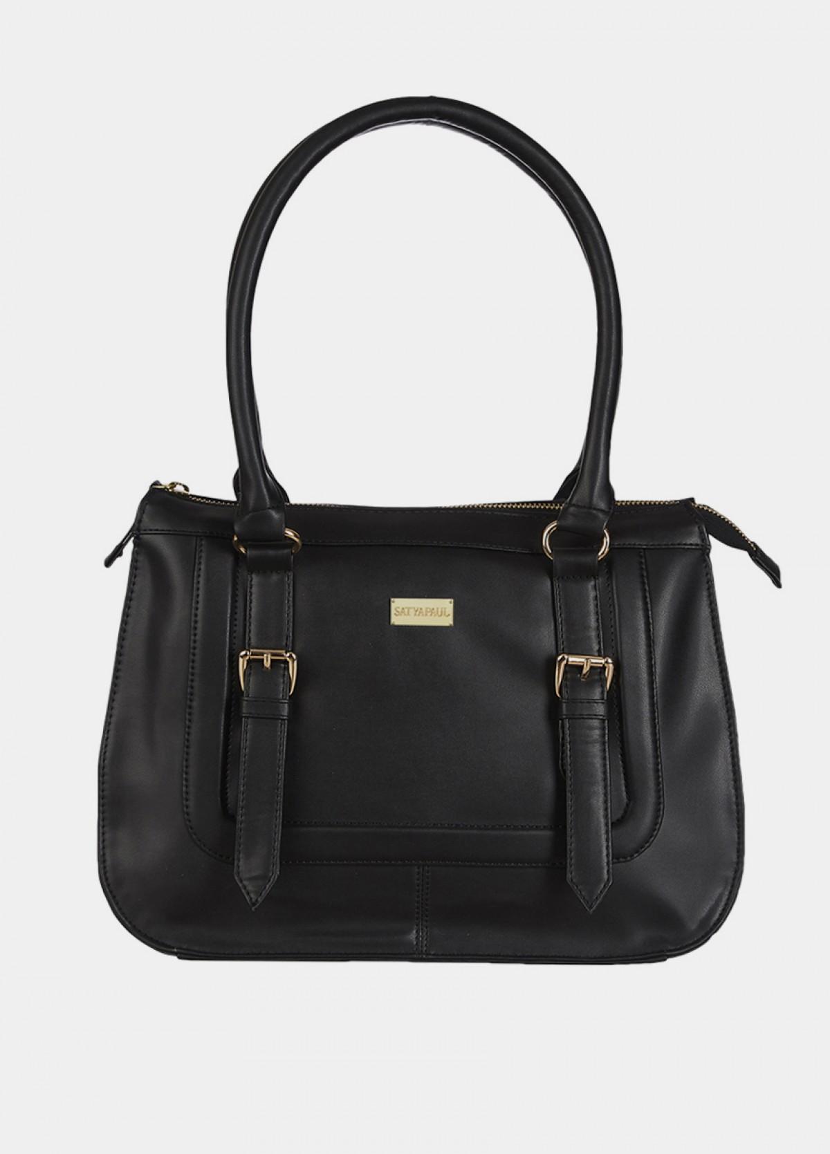 The Black Shoulder Bag