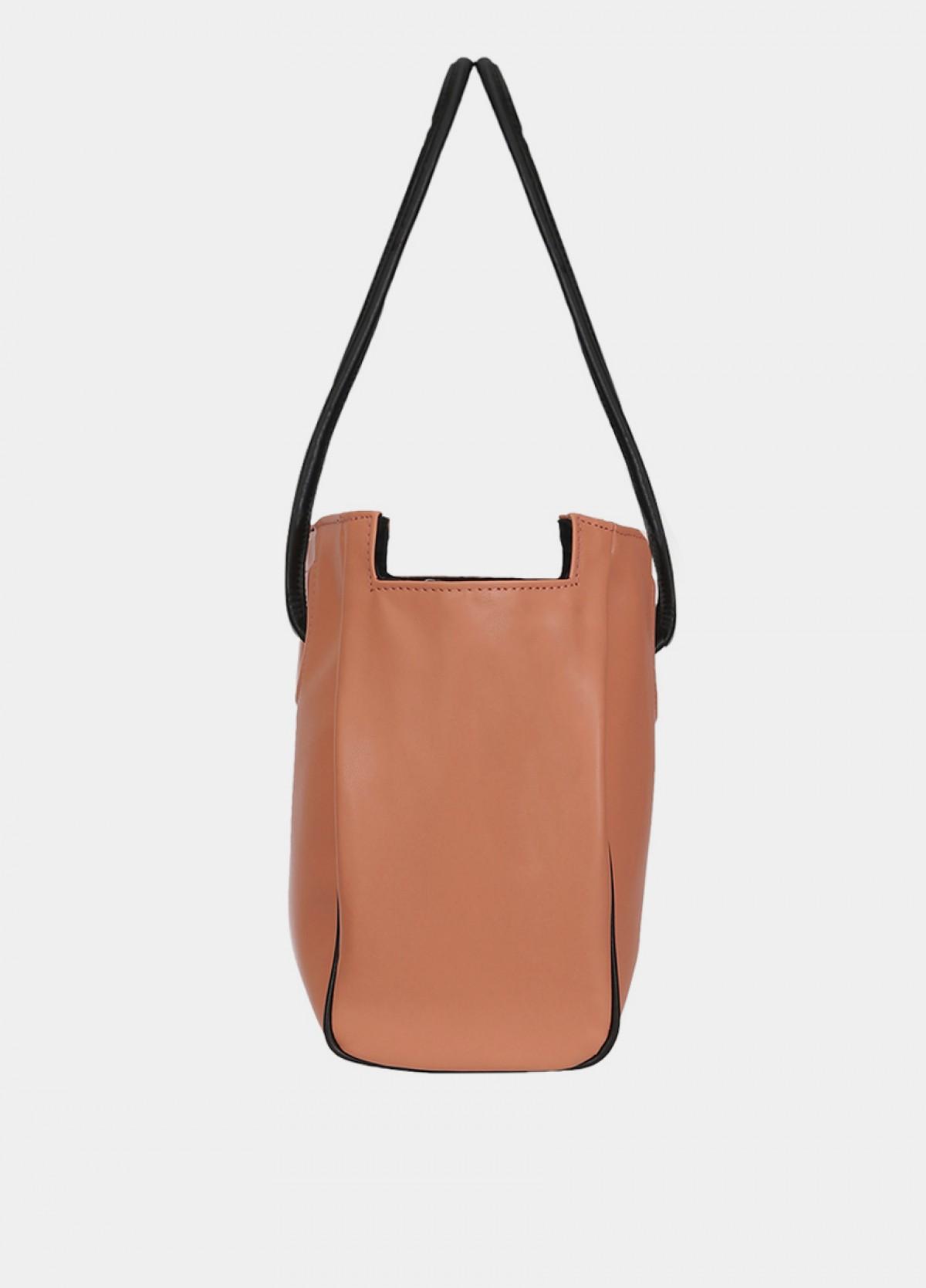 The Formal Peach Hand Bag