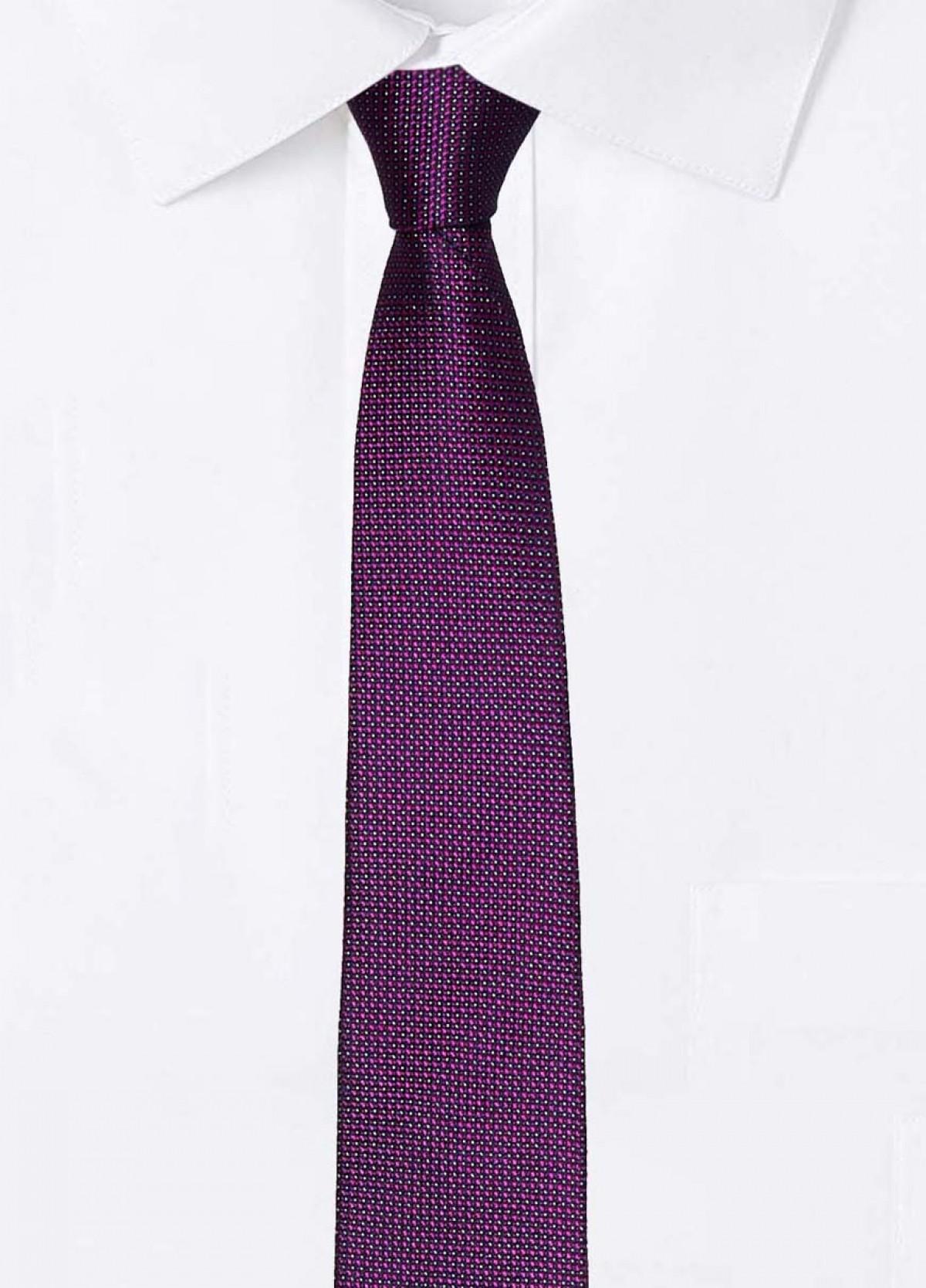 The Mauve Stain Resistant Tie