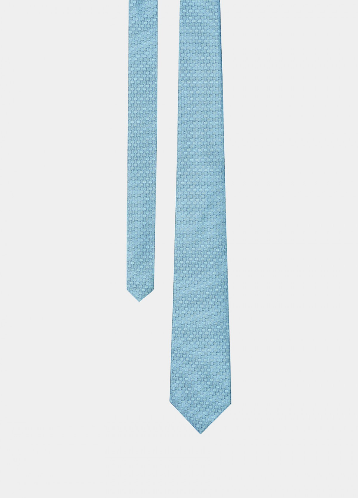 The Blue Turq Stain Resistant Tie