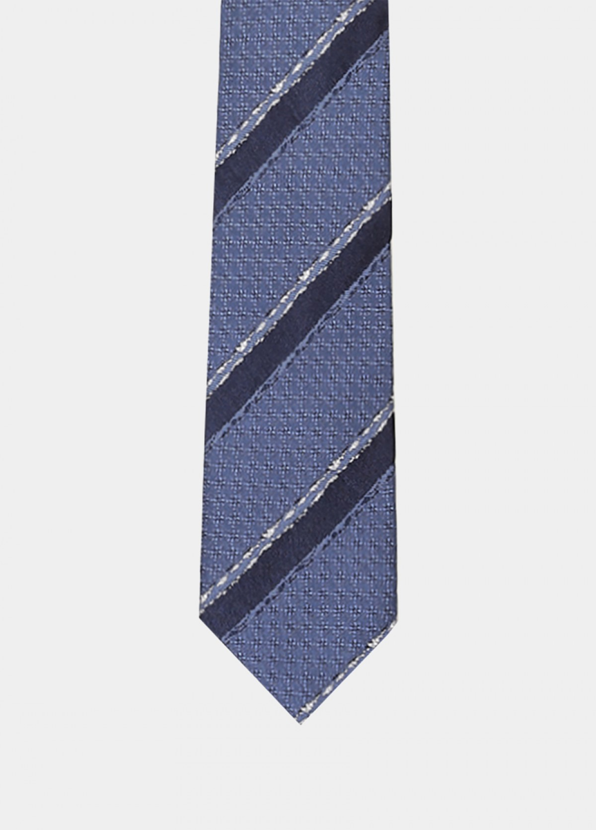 The Blue Stain Resistant Tie