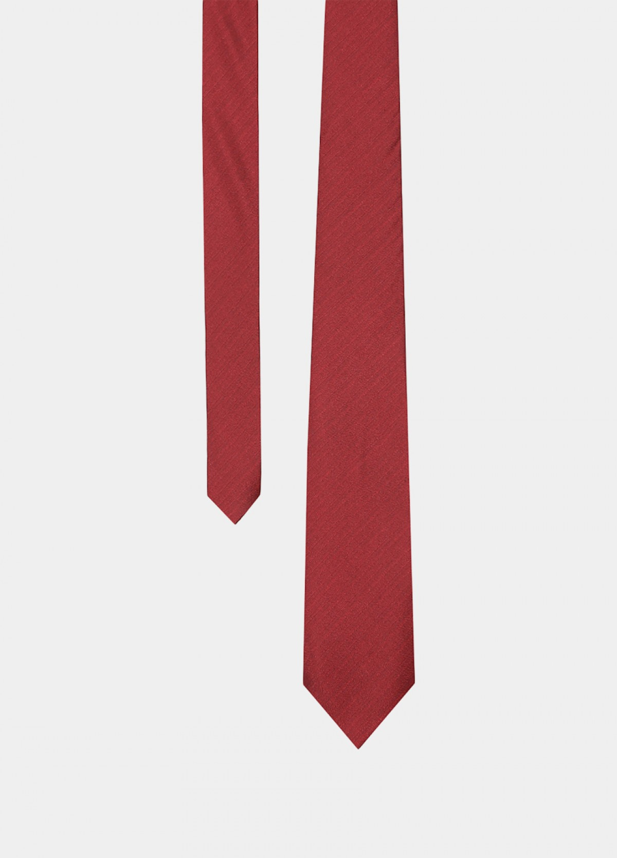 The Brown Stain Resistant Tie
