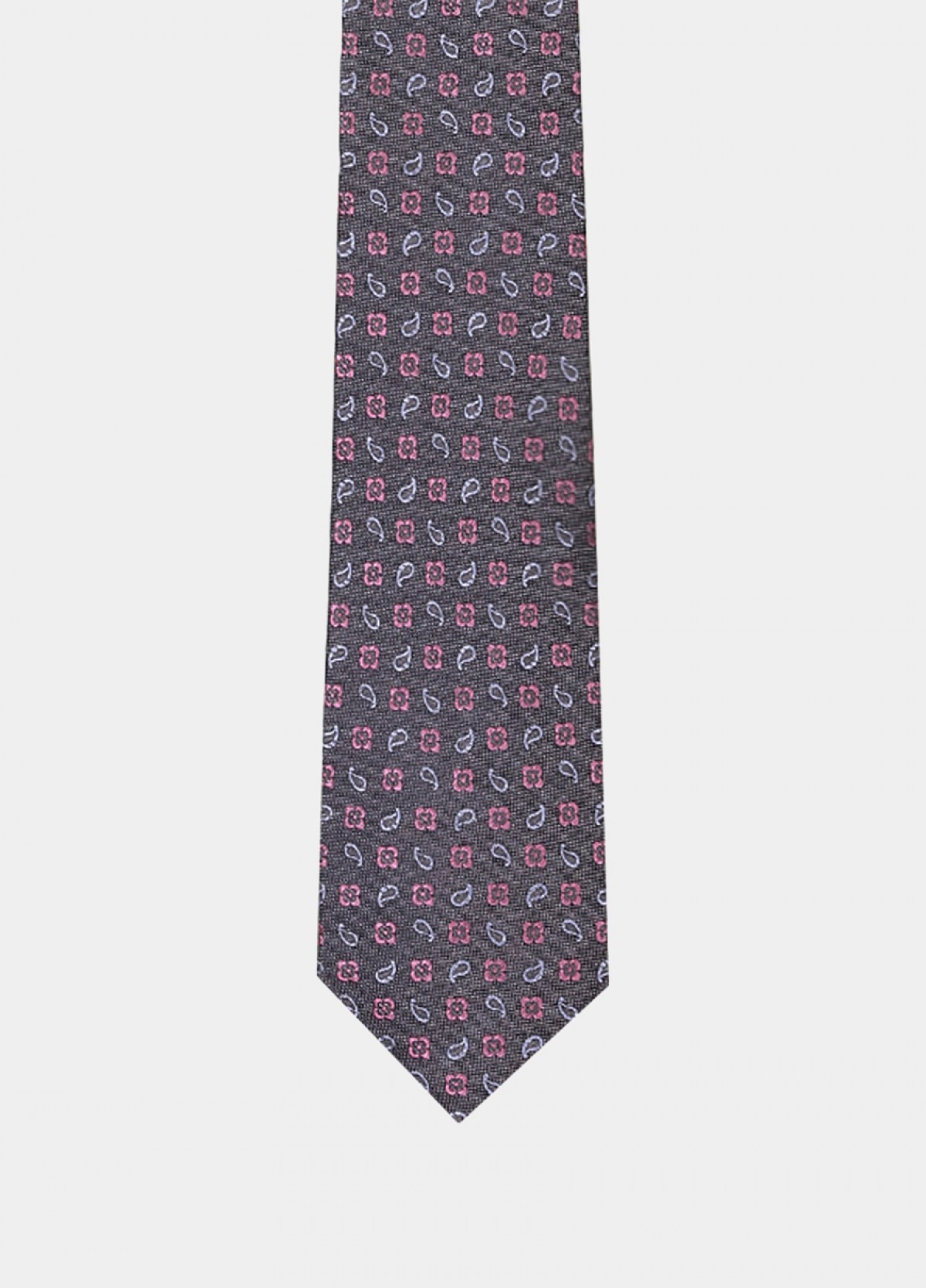 The Grey Stain Resistant Tie