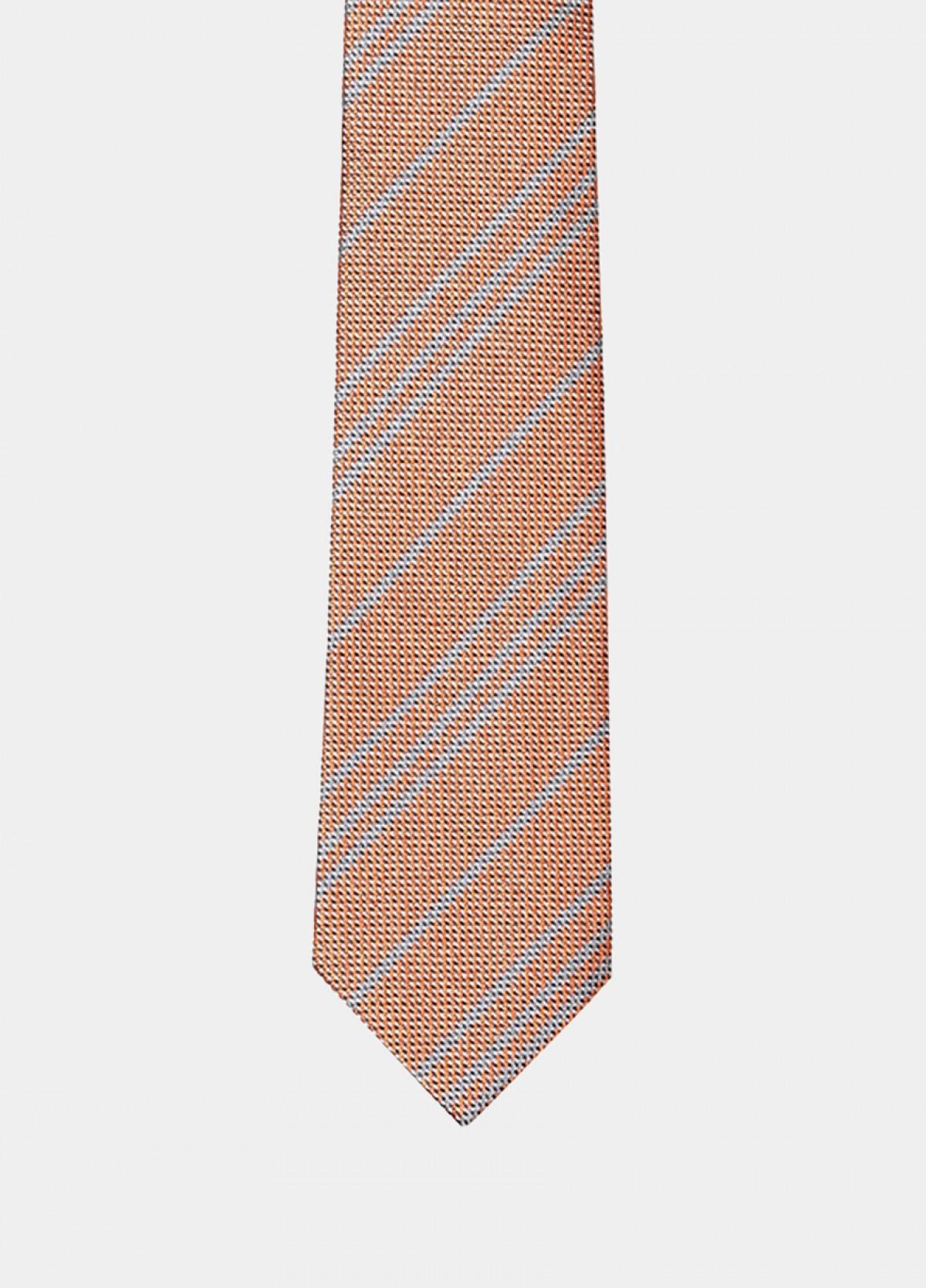 The Orange Stain Resistant Tie