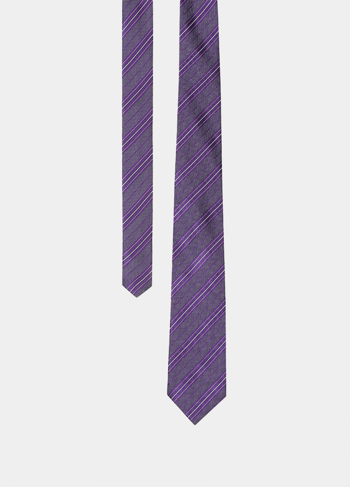 The Purple Stain Resistant Tie