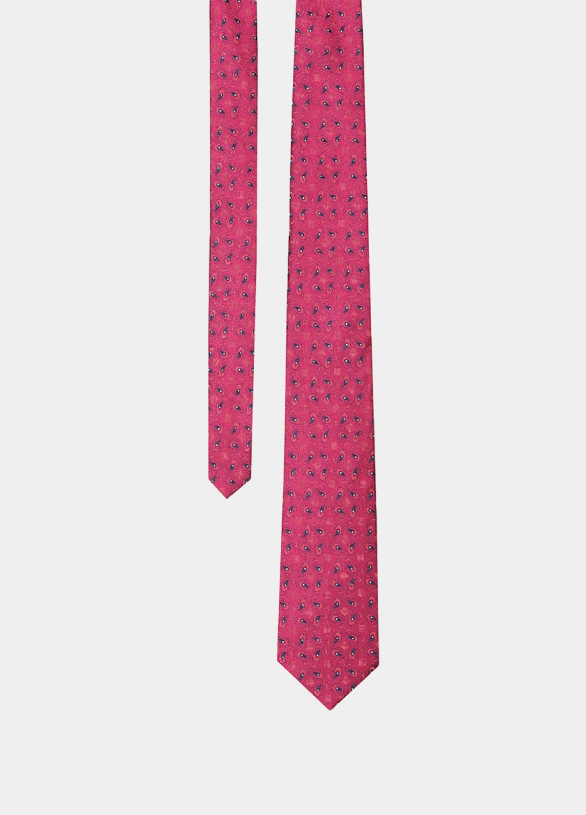 The Pink Magenta Stain Resistant Tie