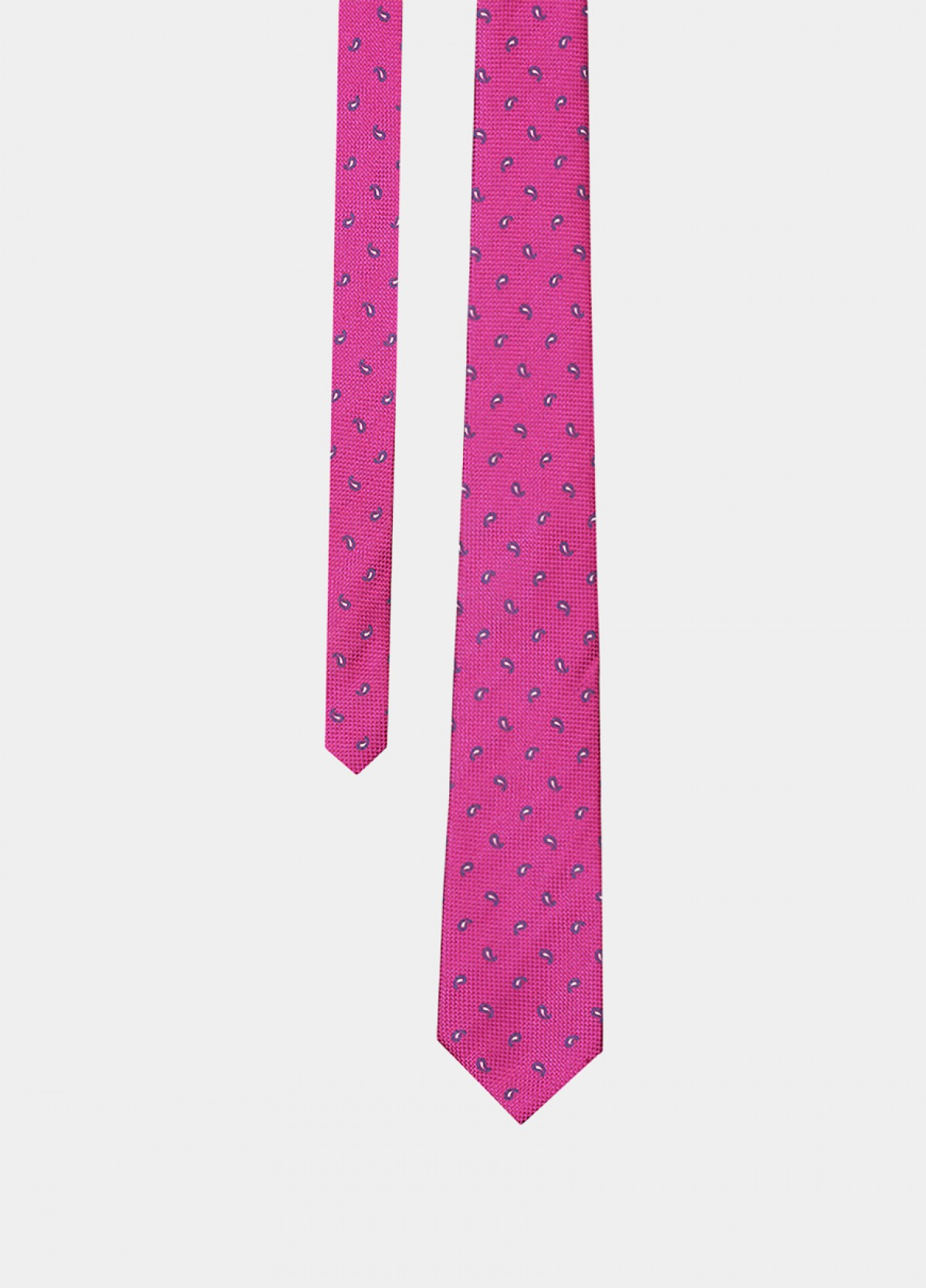 The Pink Fuchsia Stain Resistant Tie