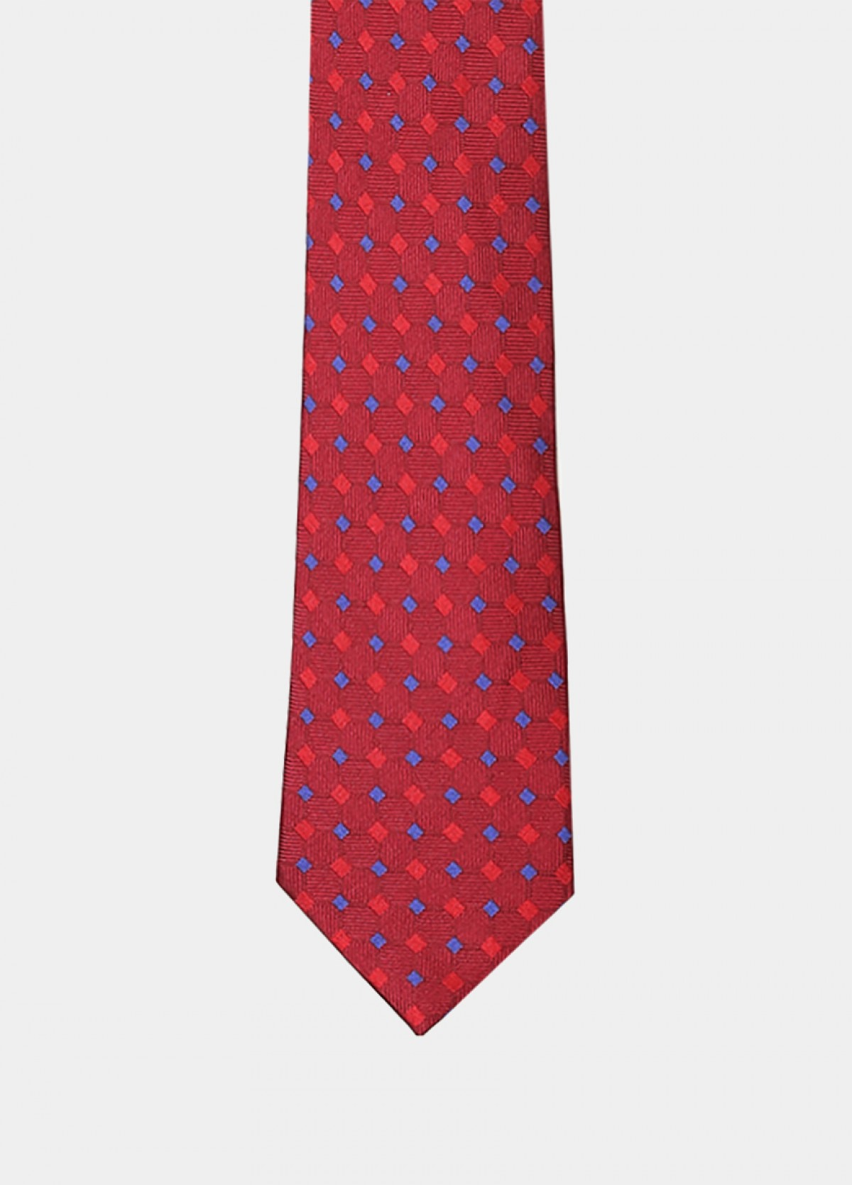 The Red Stain Resistant Tie