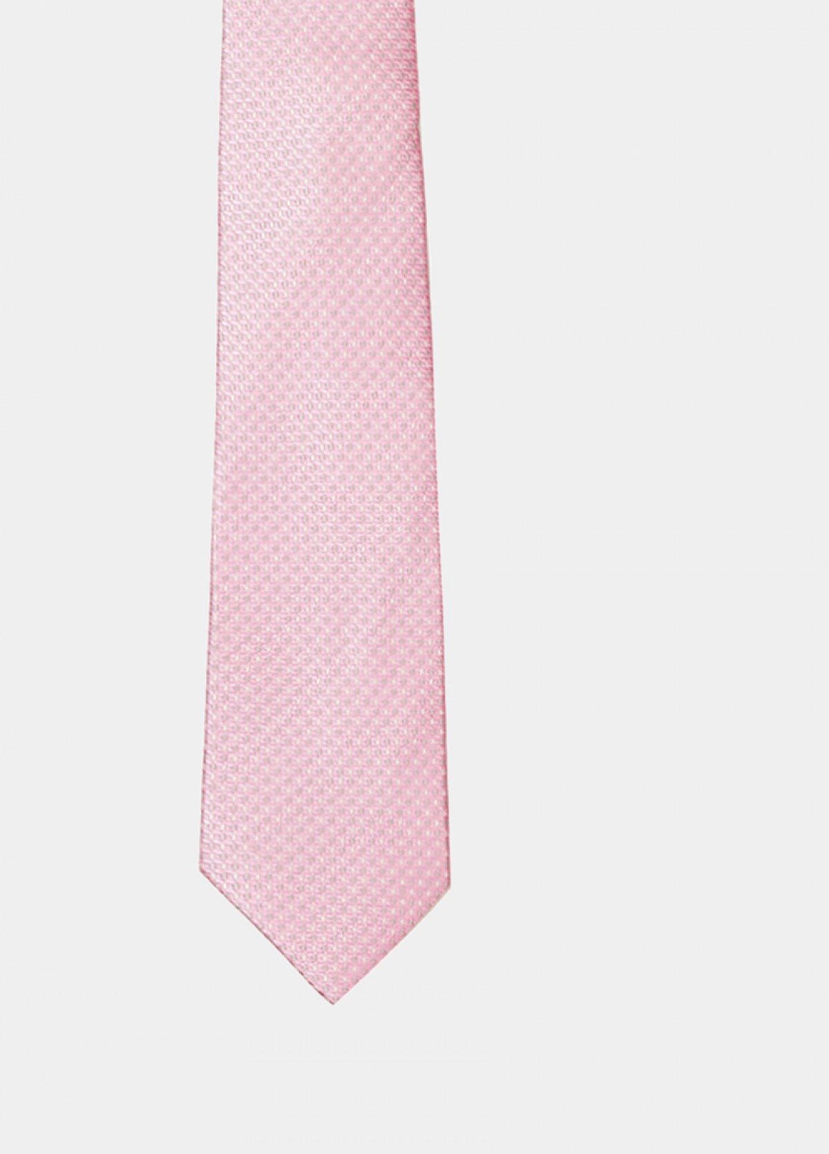The Pink Stain Resistant Tie