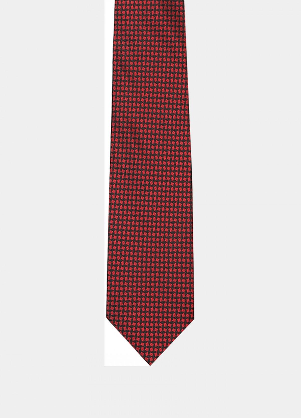 The Black Stain Resistant Tie