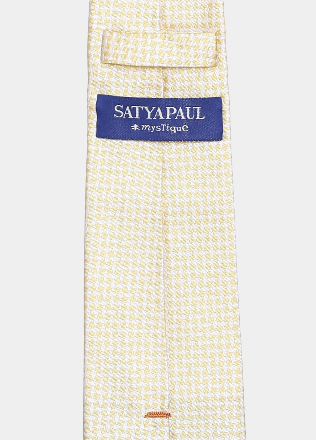 The Yellow Formal Silk Stain Resistant