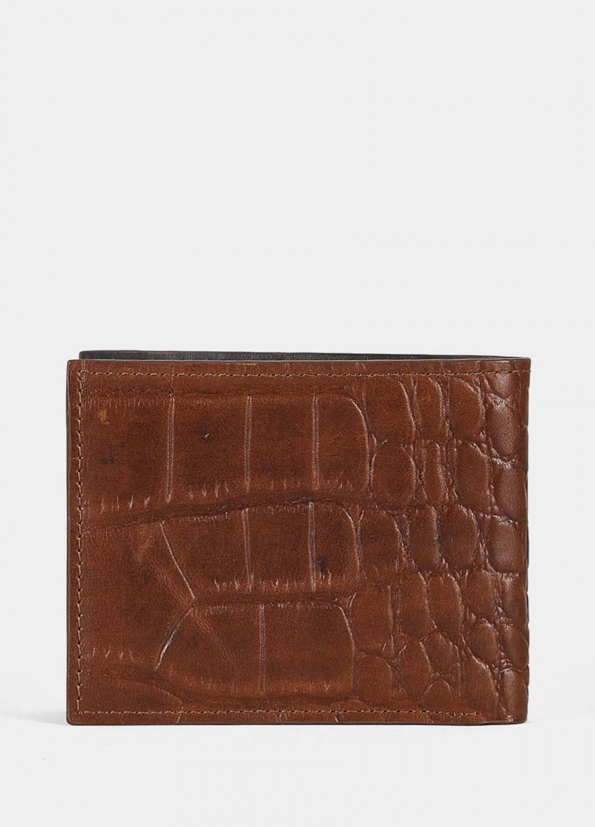 The Brown Men Wallet