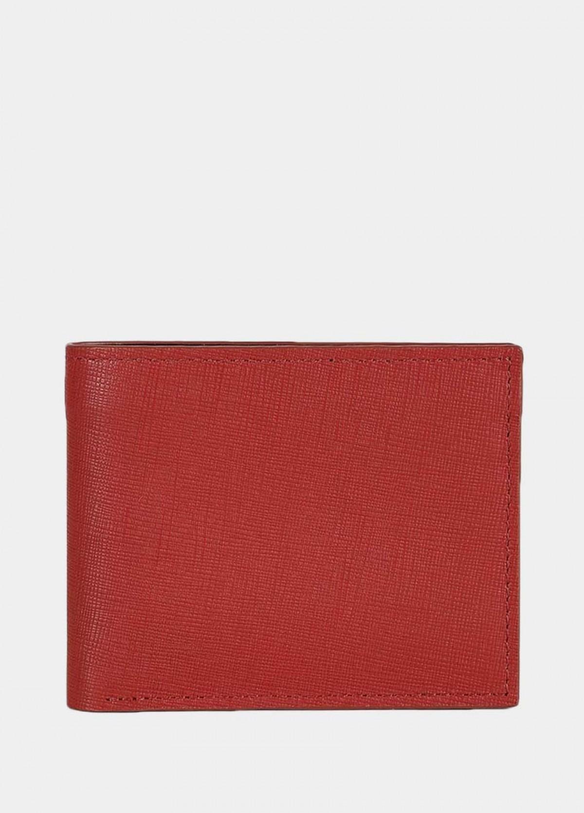 The Red Men Wallet
