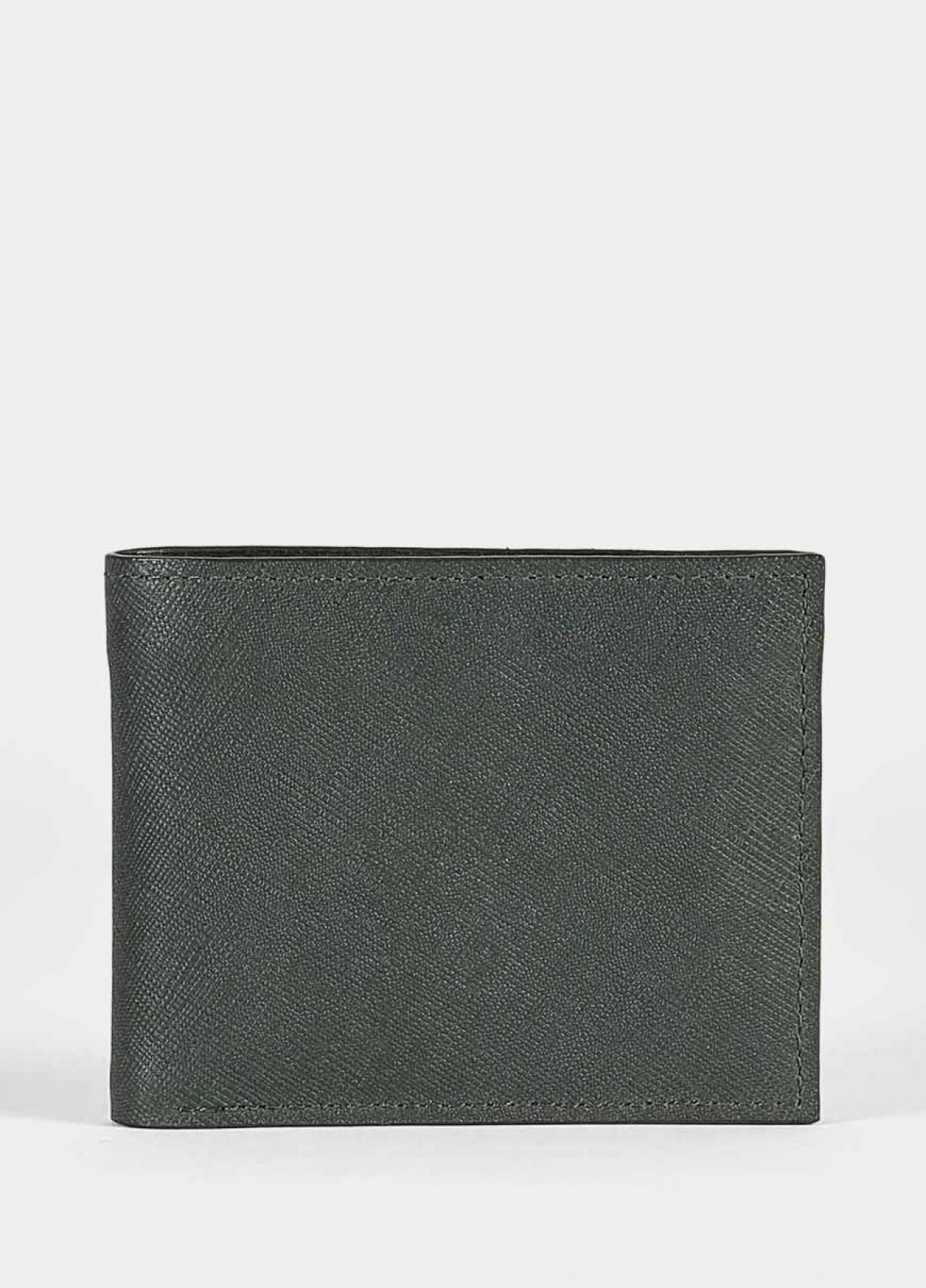 The Green Men Wallet