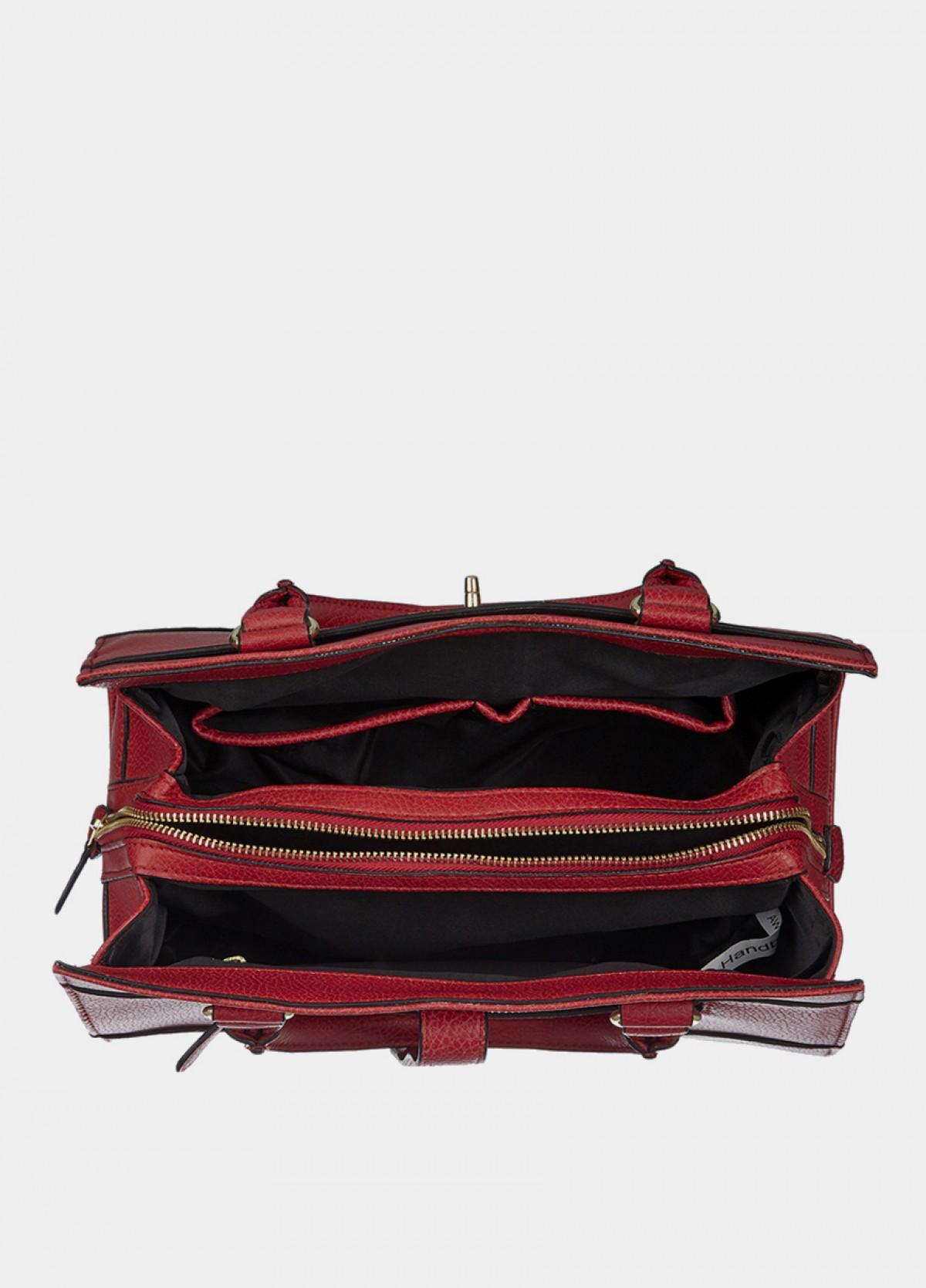 The Marsala Handbag