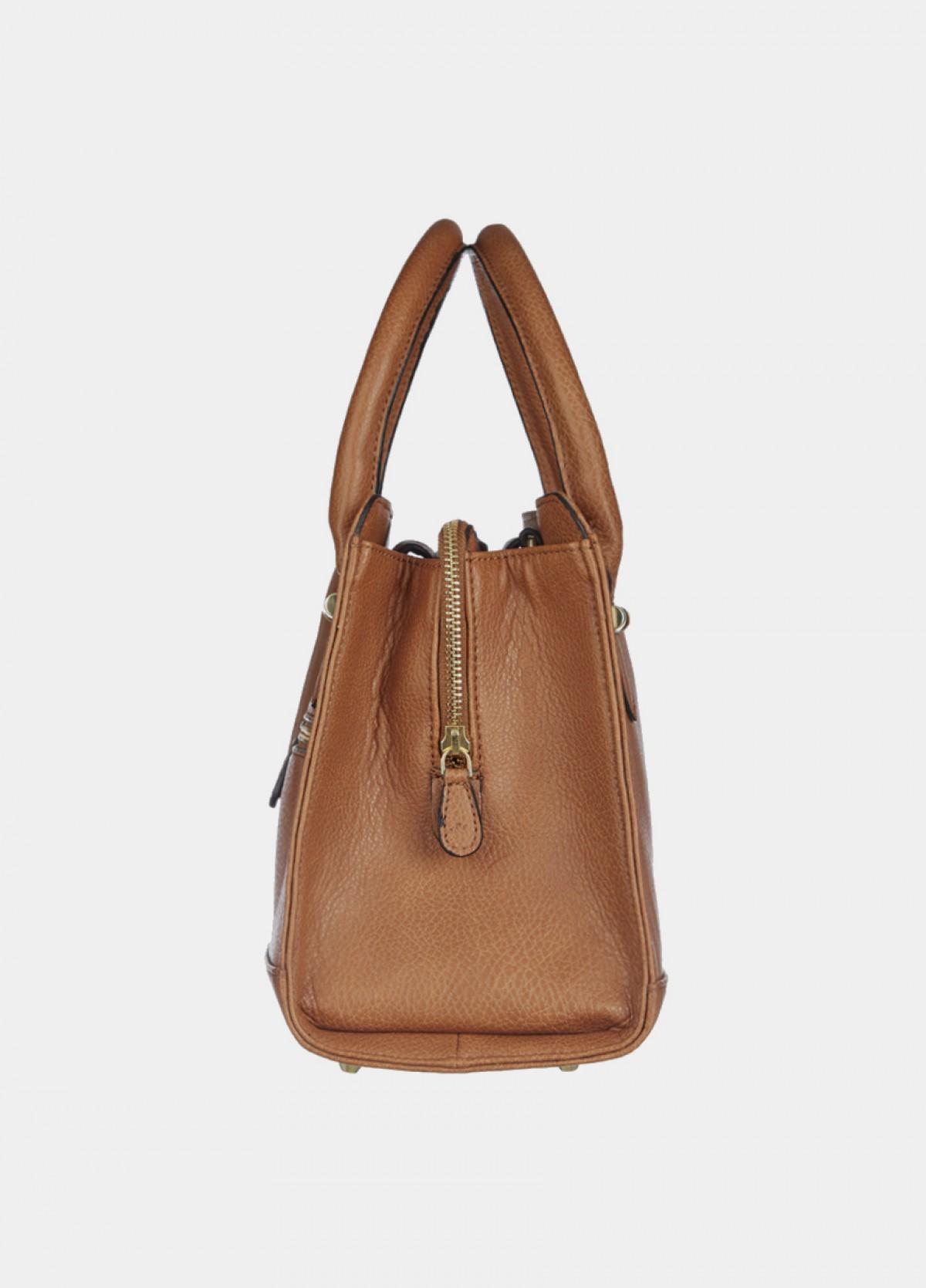 The Tan Handbag