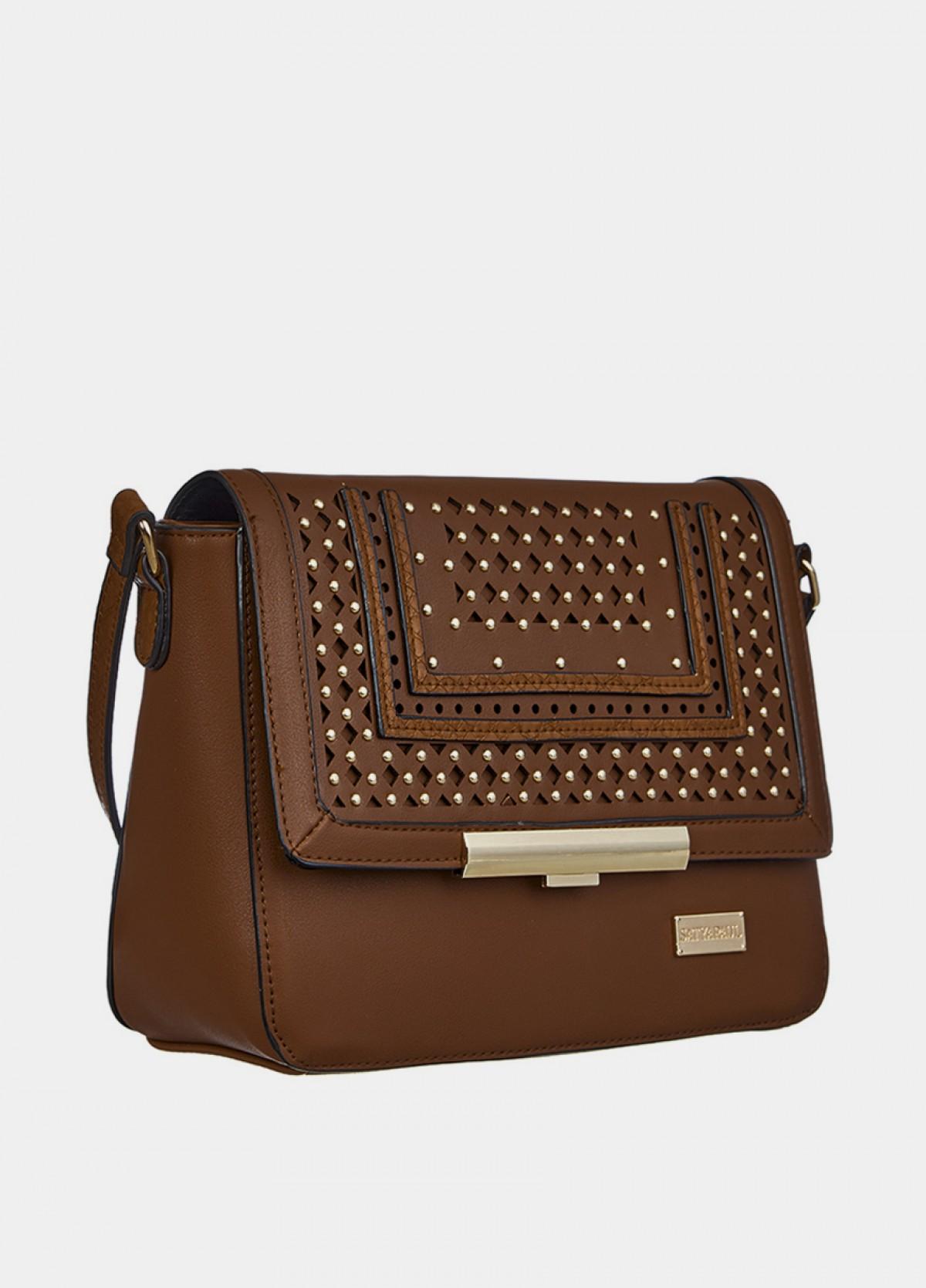 The Brown Sling Bag