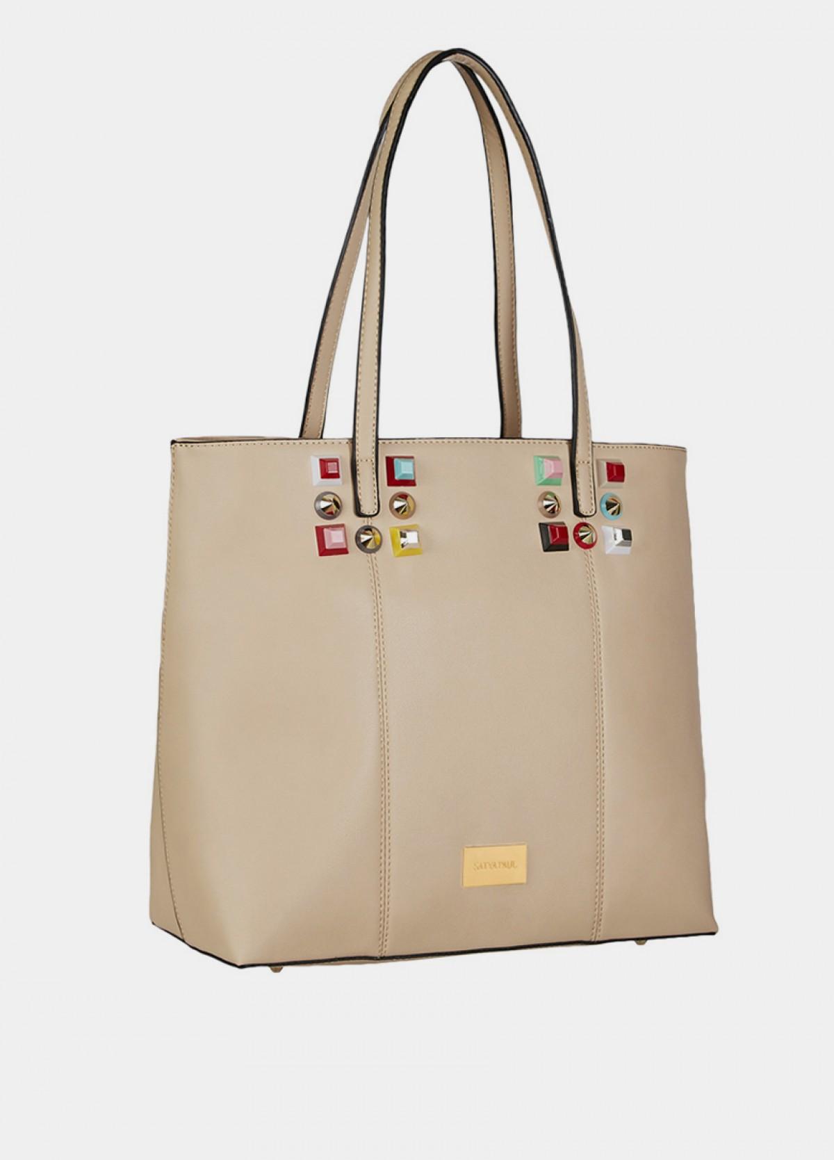 The Beige Tote Bag