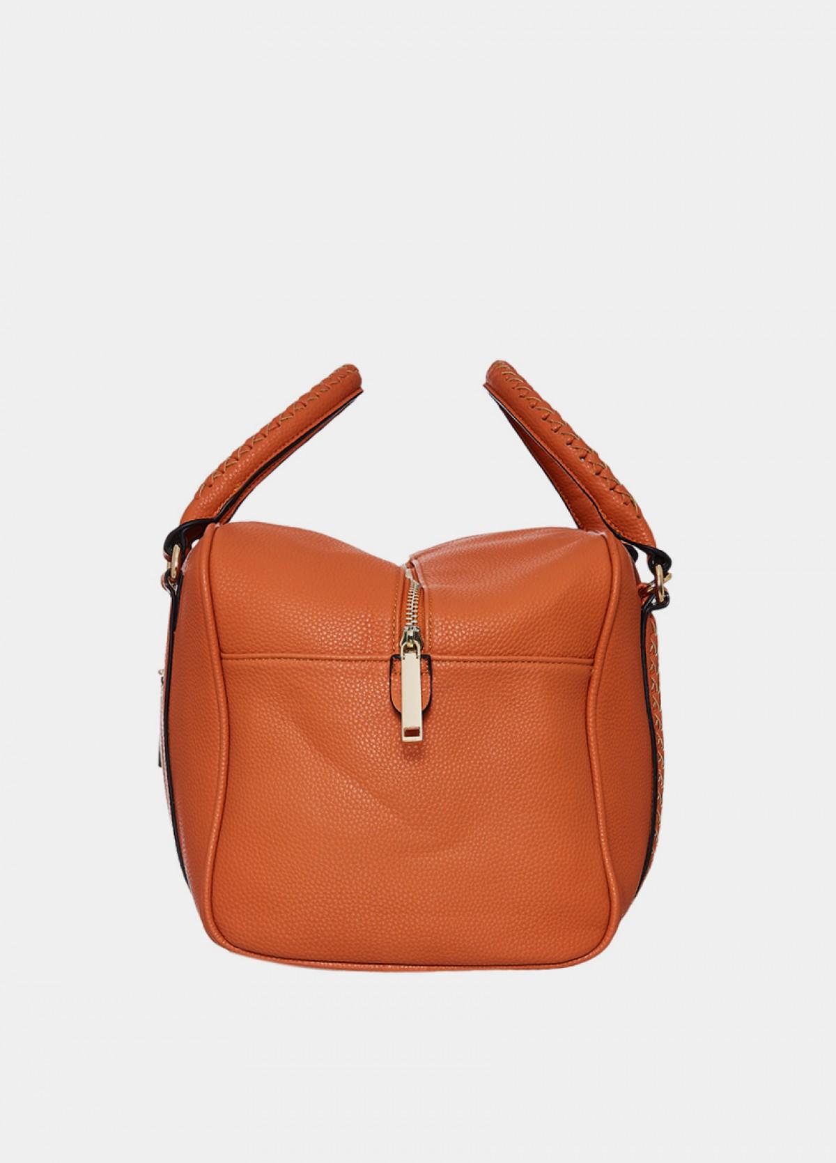 The Orange Shoulder Handbag