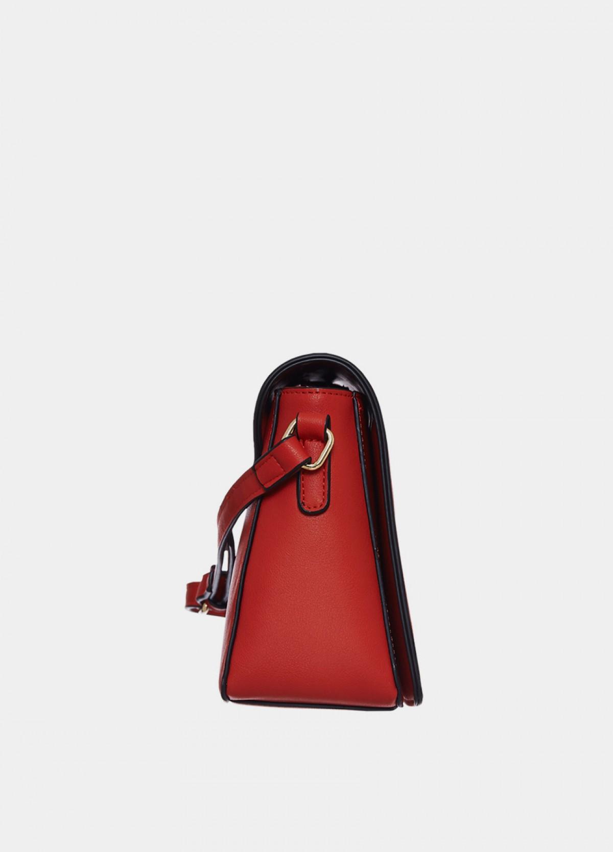 The Red Sling Handbag