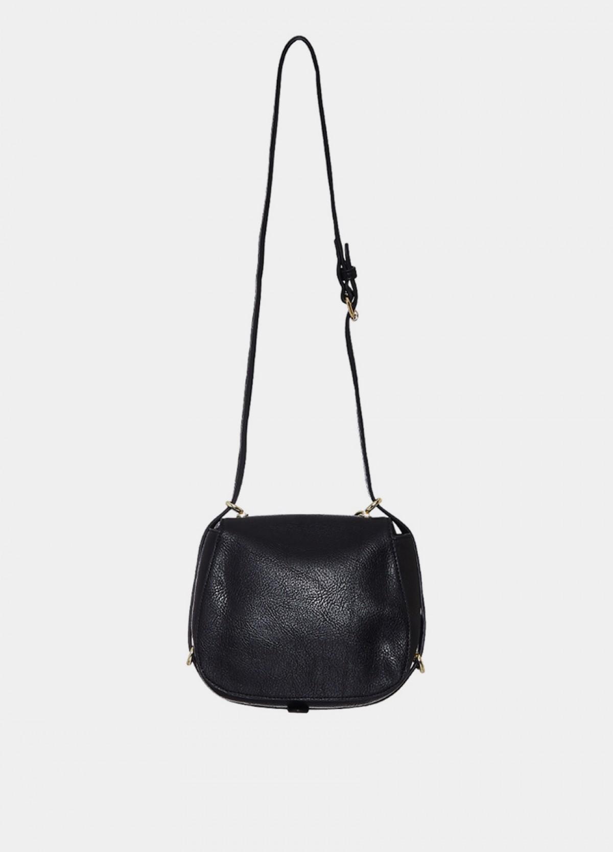 The Black Sling Handbag