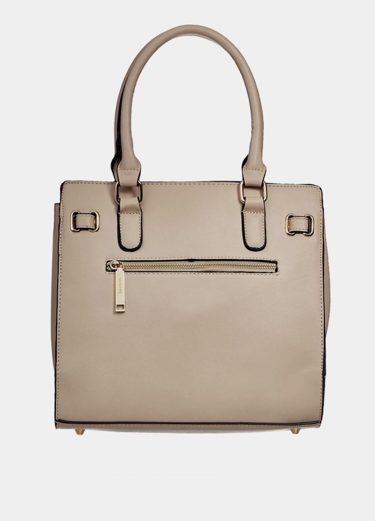 The Beige Handbag