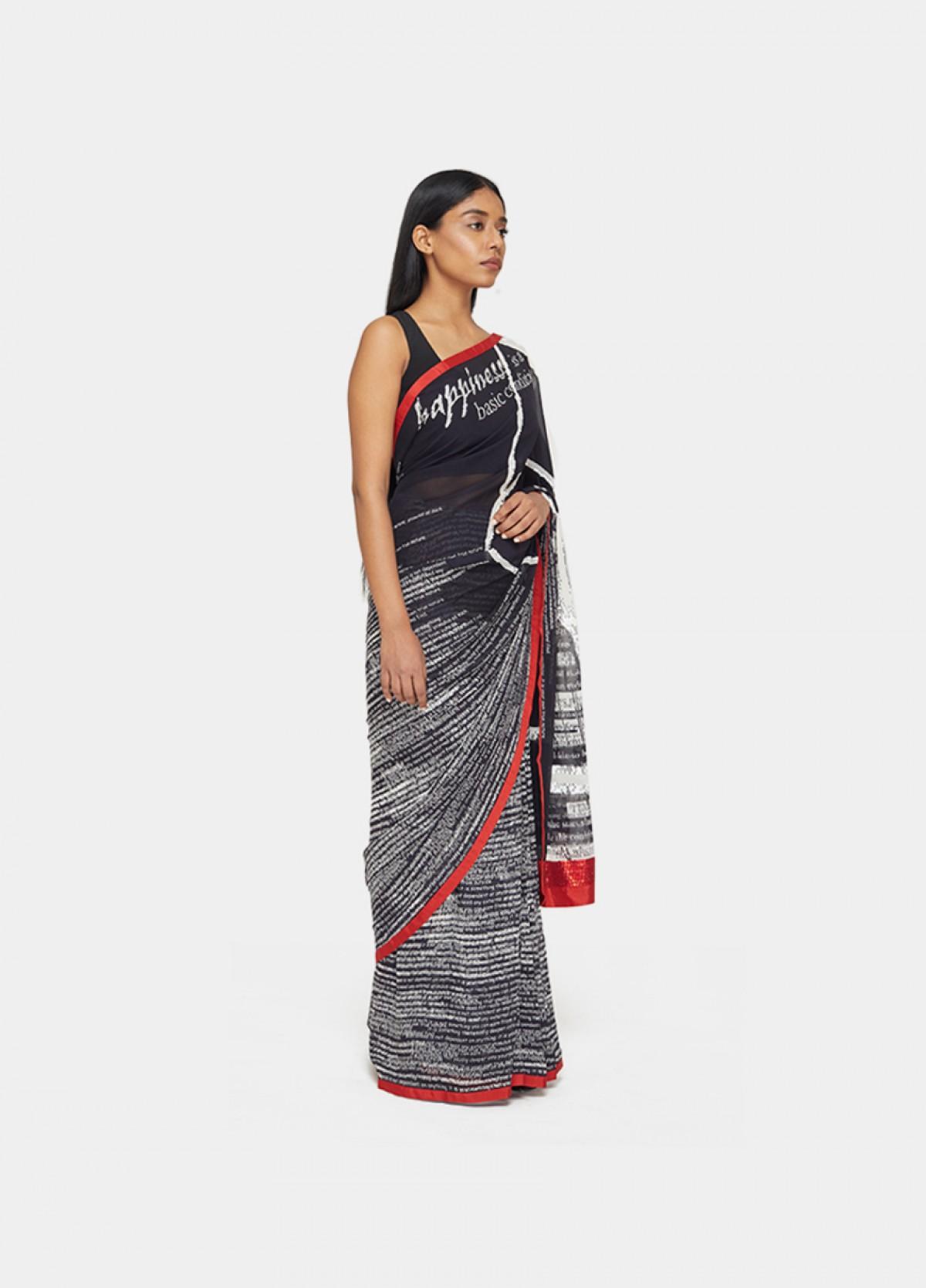 The Happiness Sari