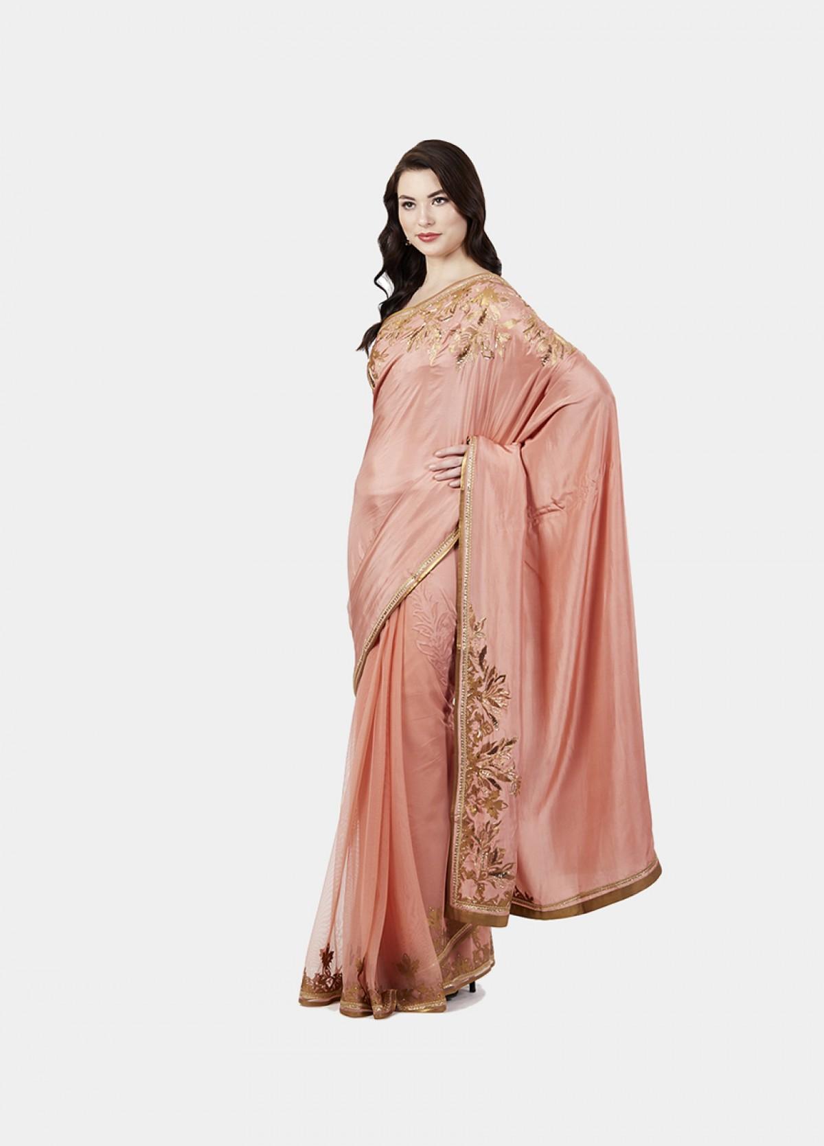 The Luxe Memories Sari