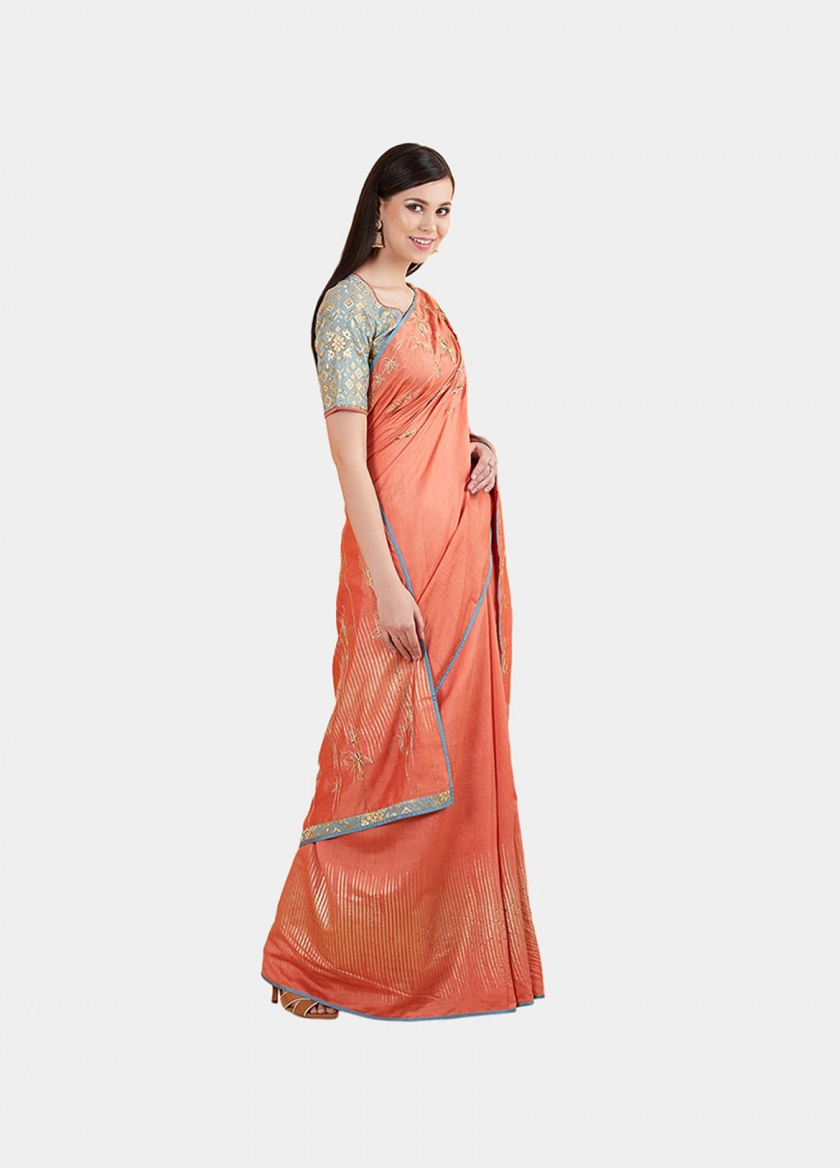 The Spice Trail Sari