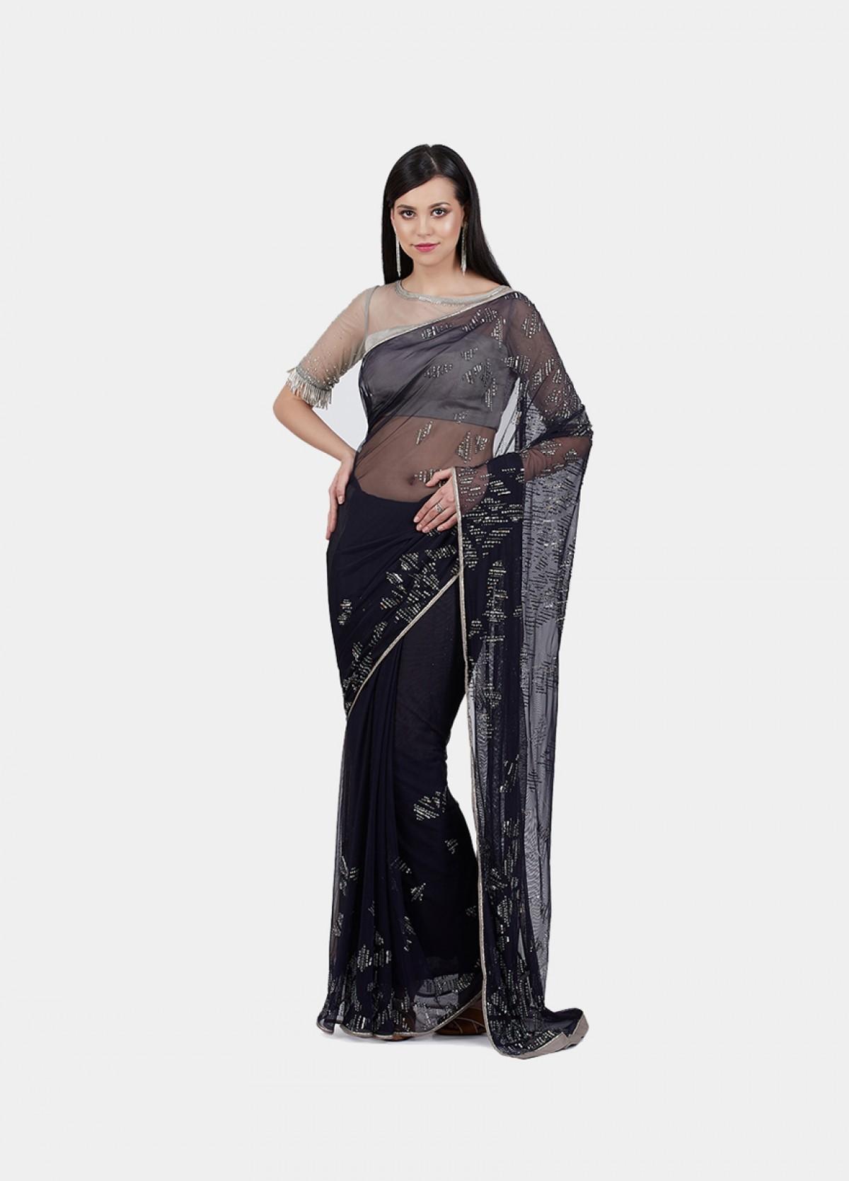 The Spice Box Sari