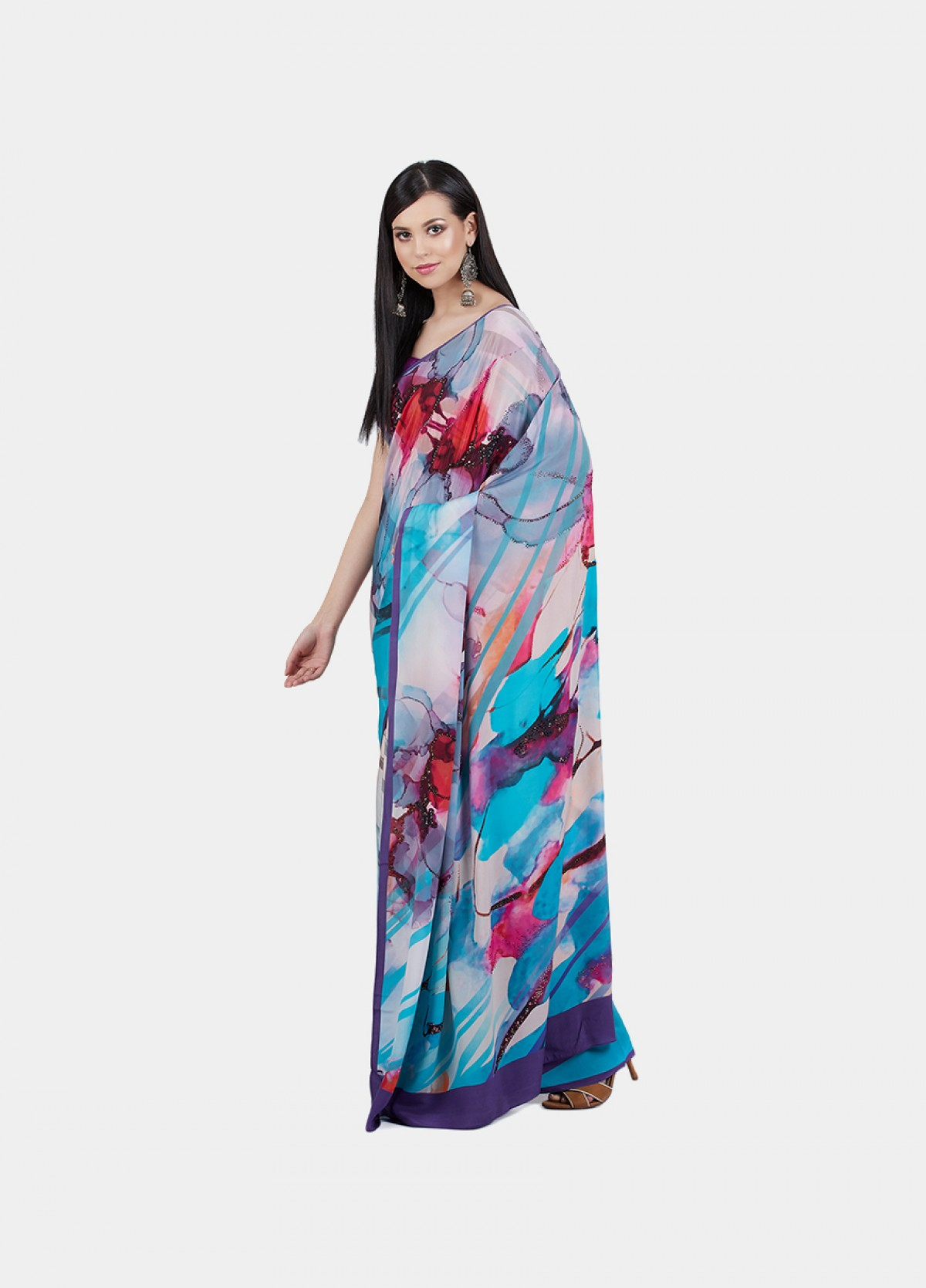 The Lush Sari