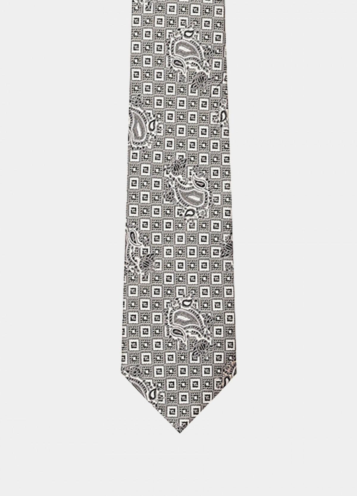 The Wine Silk Tie