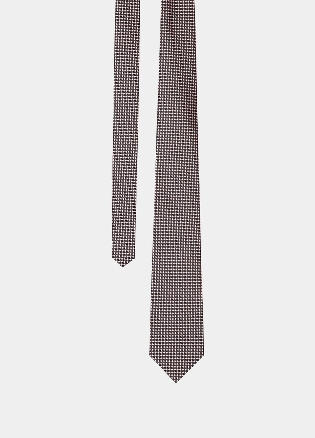 The Pink Silk Tie