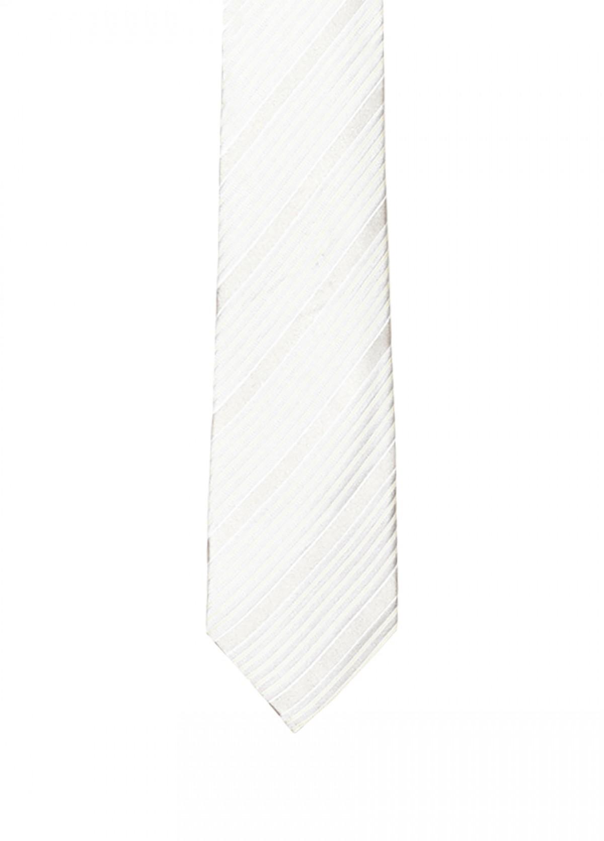 The Grey Silk Tie