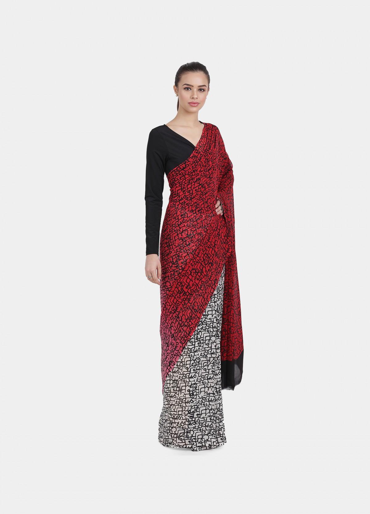 The Akshara Sari