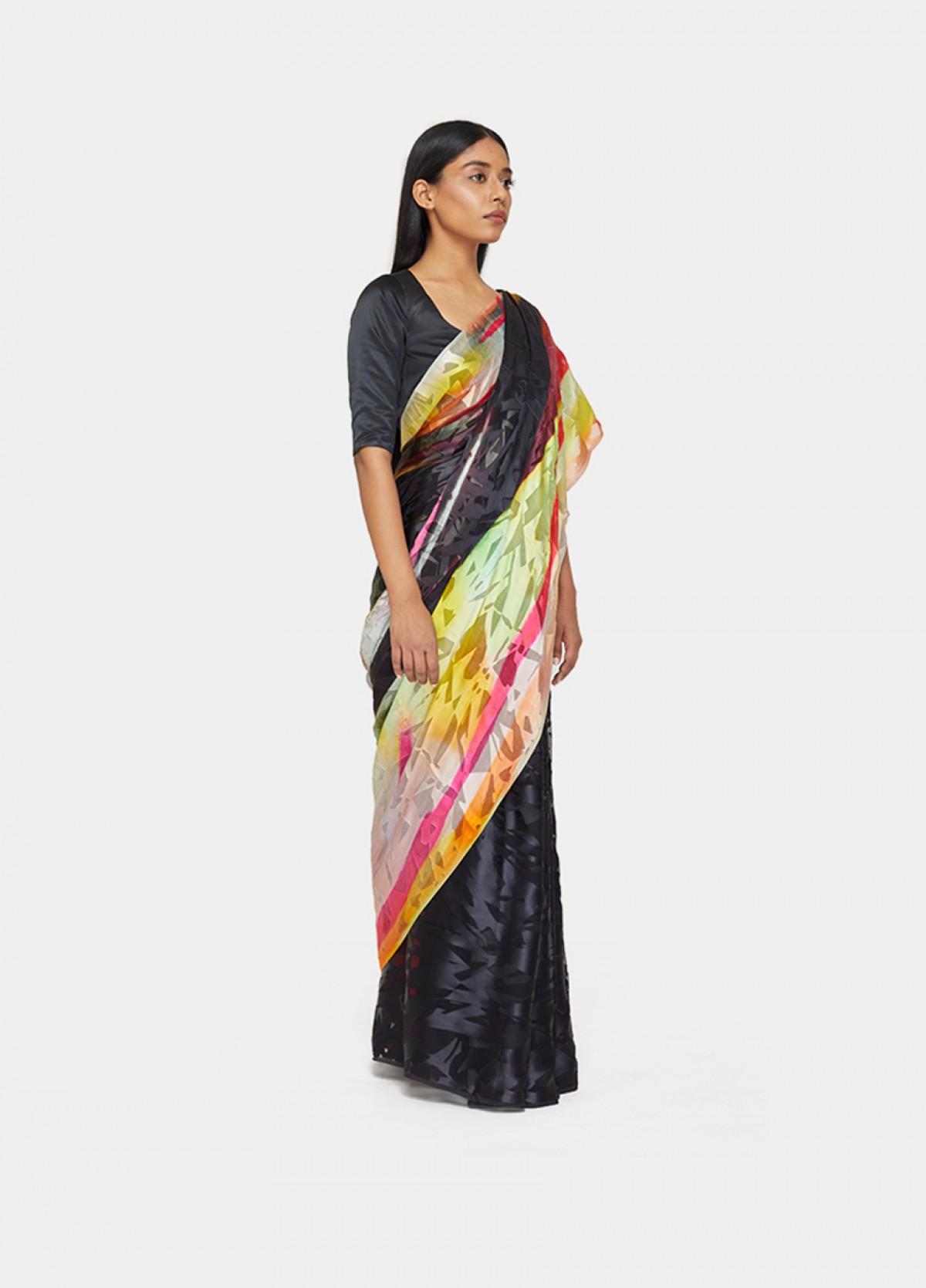 The Fragrance Sari