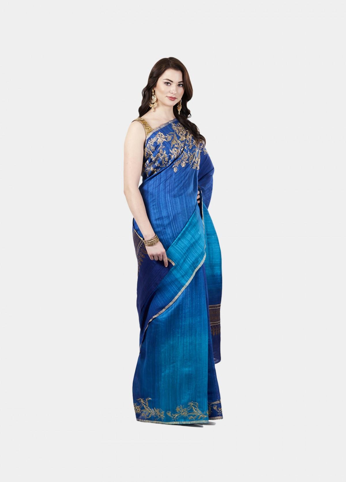 The Aurora Sari