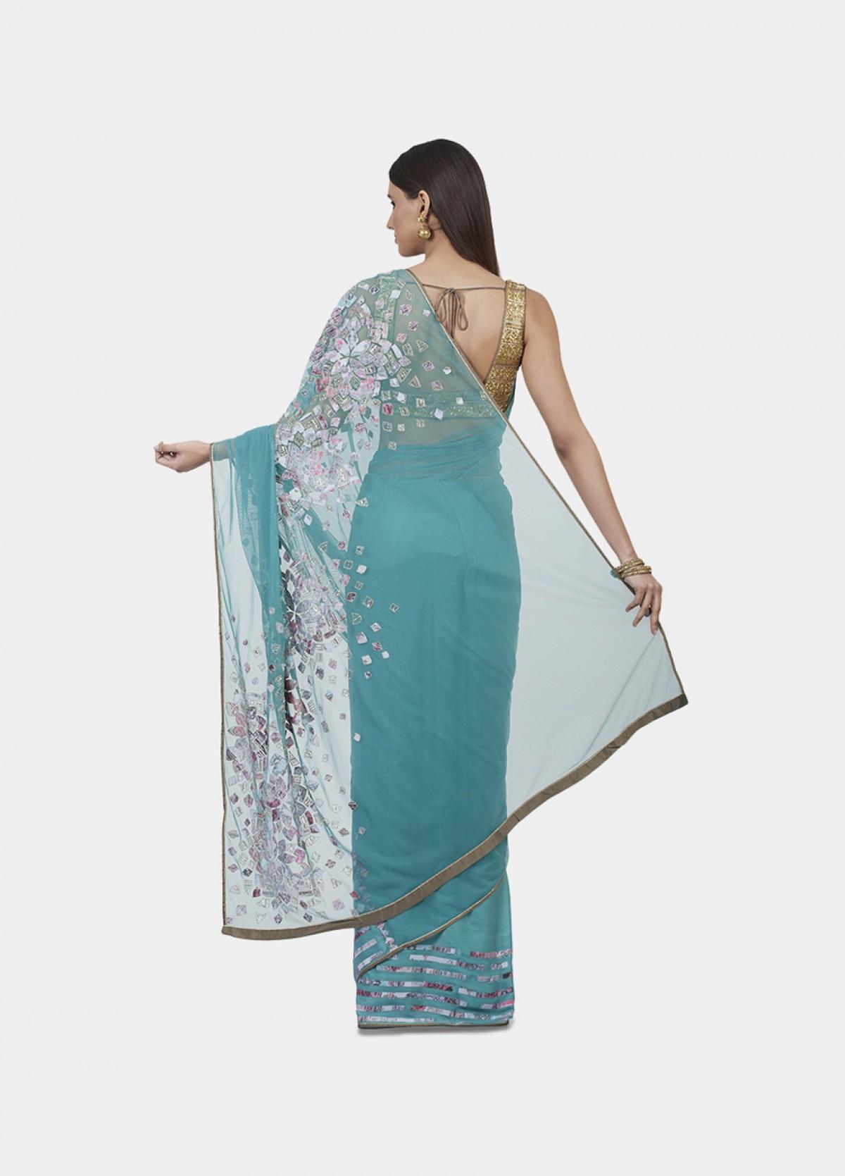 The Abstract Dahlia Sari