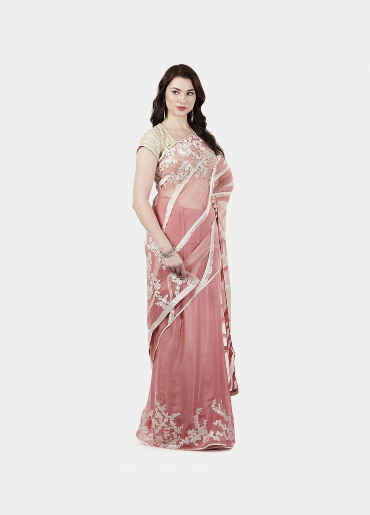 The Wanderings Sari