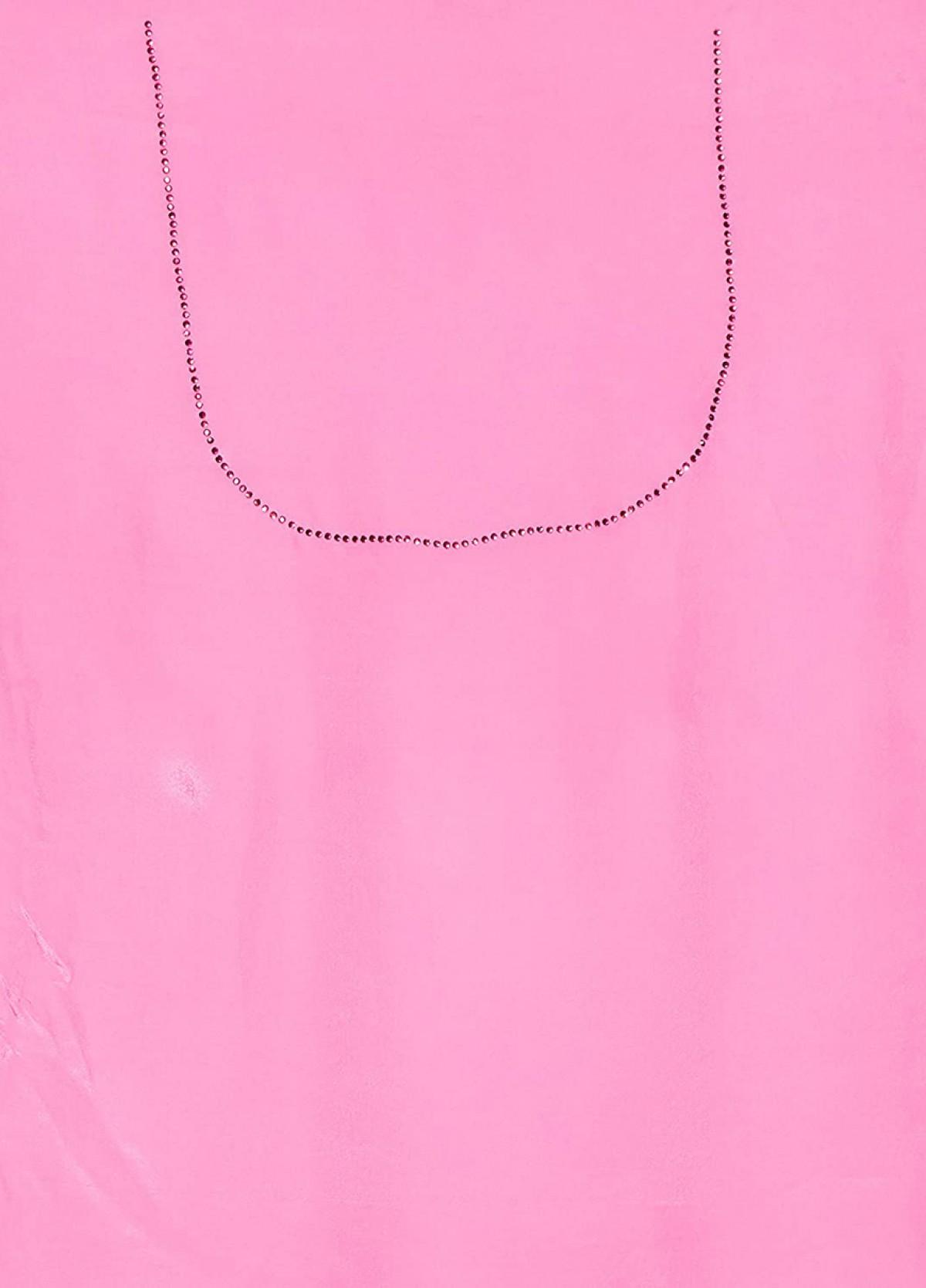 The Regal Blush Sari